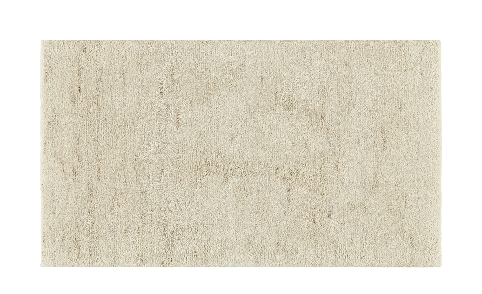 Berber-Teppich  Marrakesh double ¦ creme ¦ Wolle| 100% Wolle ¦ Maße (cm): B: 90 Teppiche > Wohnteppiche > Naturteppiche - Höffner | Heimtextilien > Teppiche > Berberteppiche | Möbel Höffner DE