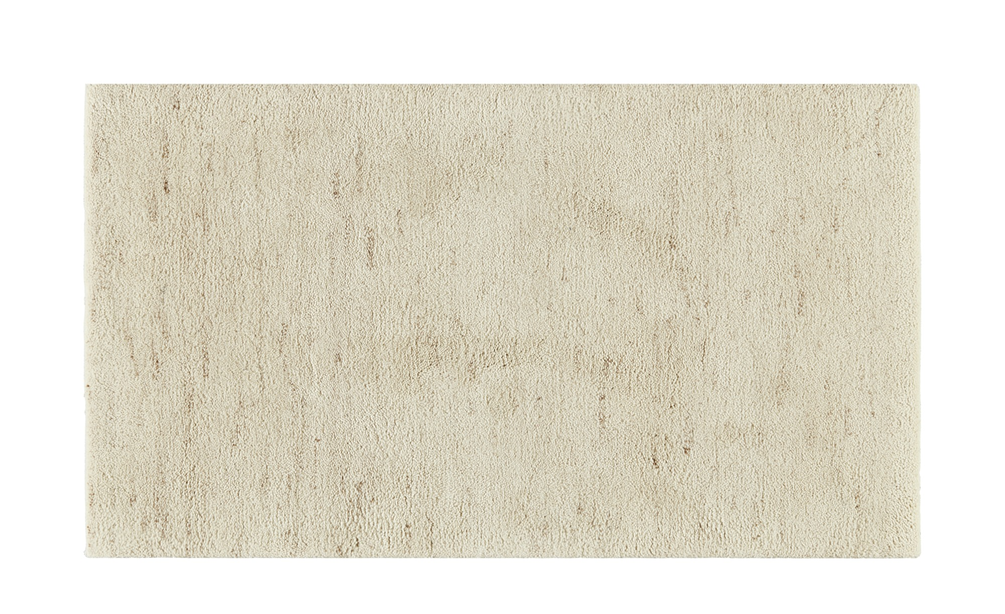 Berber-Teppich  Marrakesh double ¦ creme ¦ 100 % Wolle ¦ Maße (cm): B: 90 Teppiche > Auslegware - Höffner | Heimtextilien > Teppiche > Berberteppiche | Creme | Wolle | Möbel Höffner DE