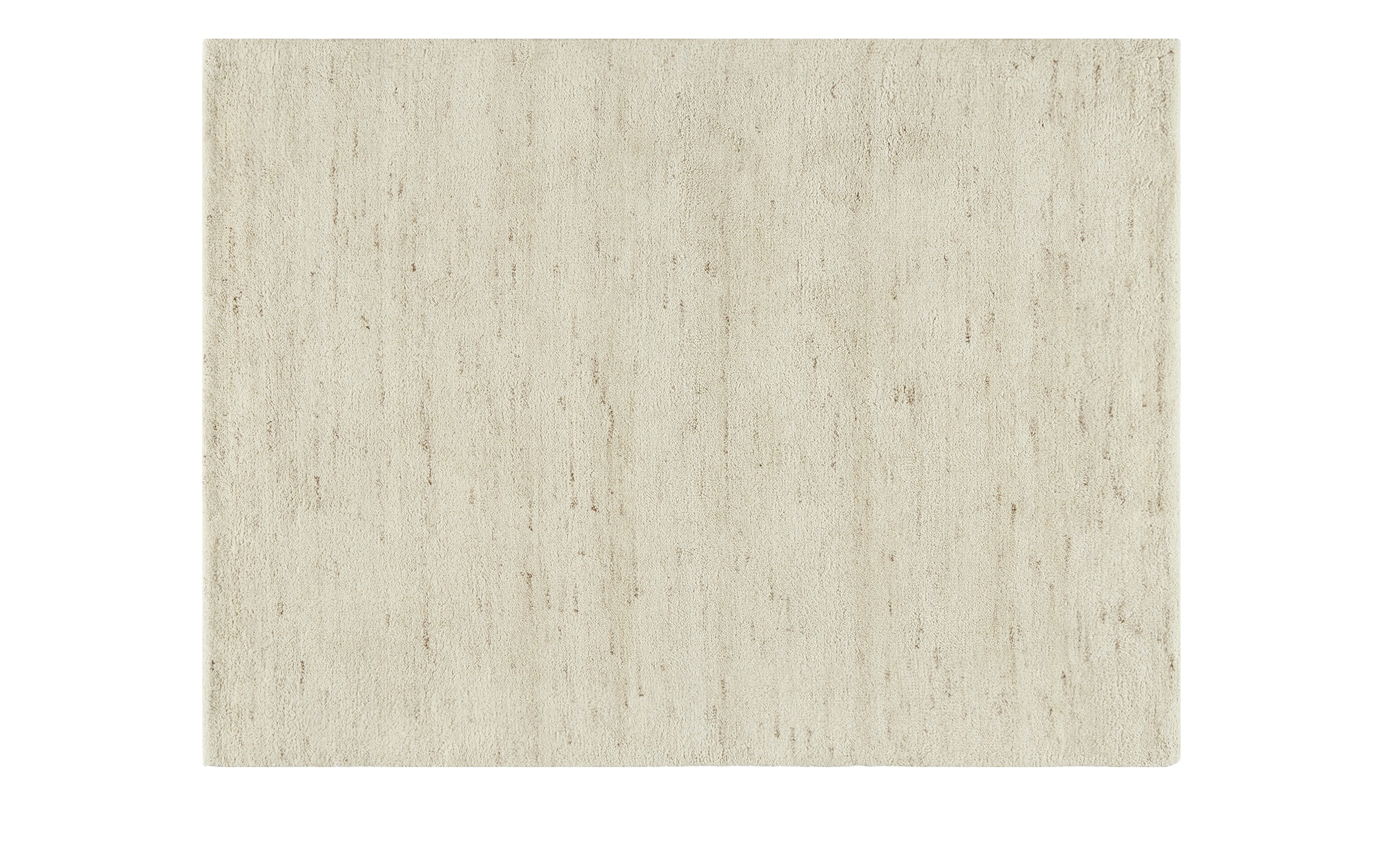 Berber-Teppich  Marrakesh double ¦ creme ¦ 100 % Wolle ¦ Maße (cm): B: 120 Teppiche > Wohnteppiche - Höffner | Heimtextilien > Teppiche > Berberteppiche | Creme | Wolle | Möbel Höffner DE