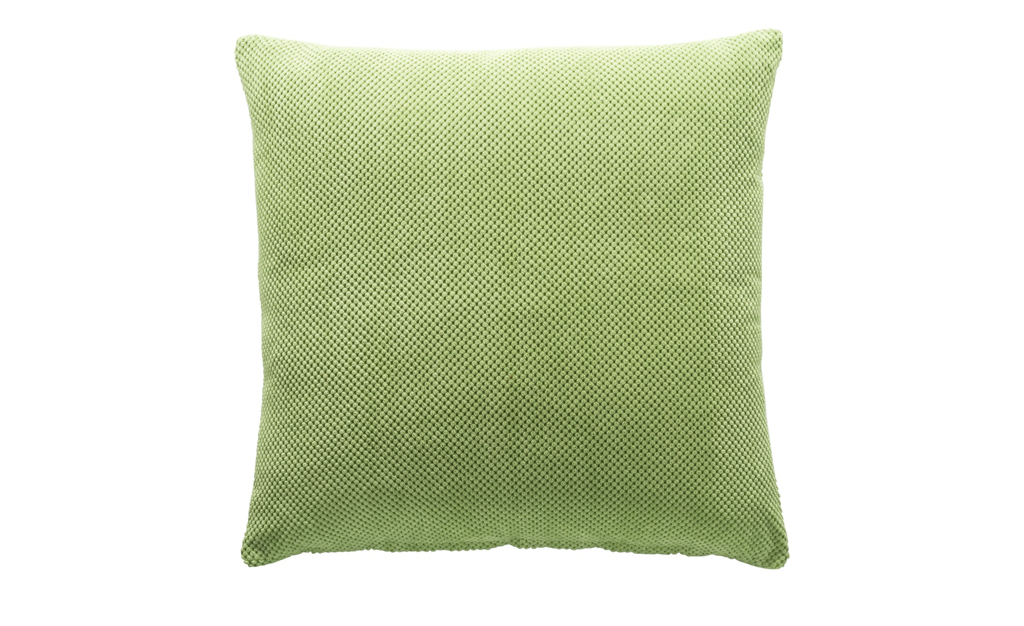 HOME STORY Bodenkissen  Lisa ¦ grün ¦ Polyester ¦ Maße (cm): B: 70 Heimtextilien > Kissen > Bodenkissen - Höffner