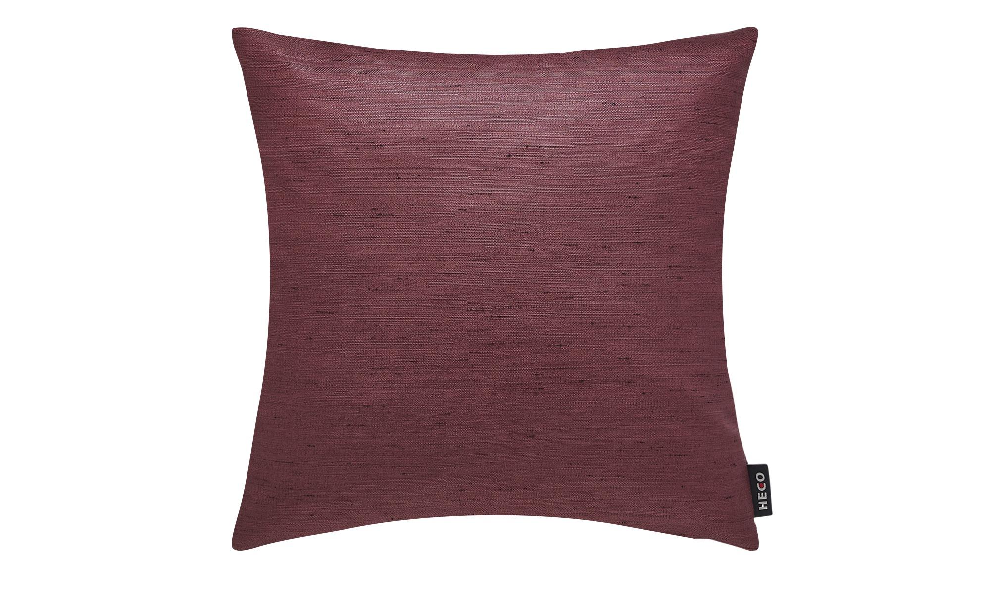 Kissen  Jaipur ¦ lila/violett ¦ 100% Federfüllung ¦ Maße (cm): B: 40 Heimtextilien > Kissen > Dekokissen - Höffner