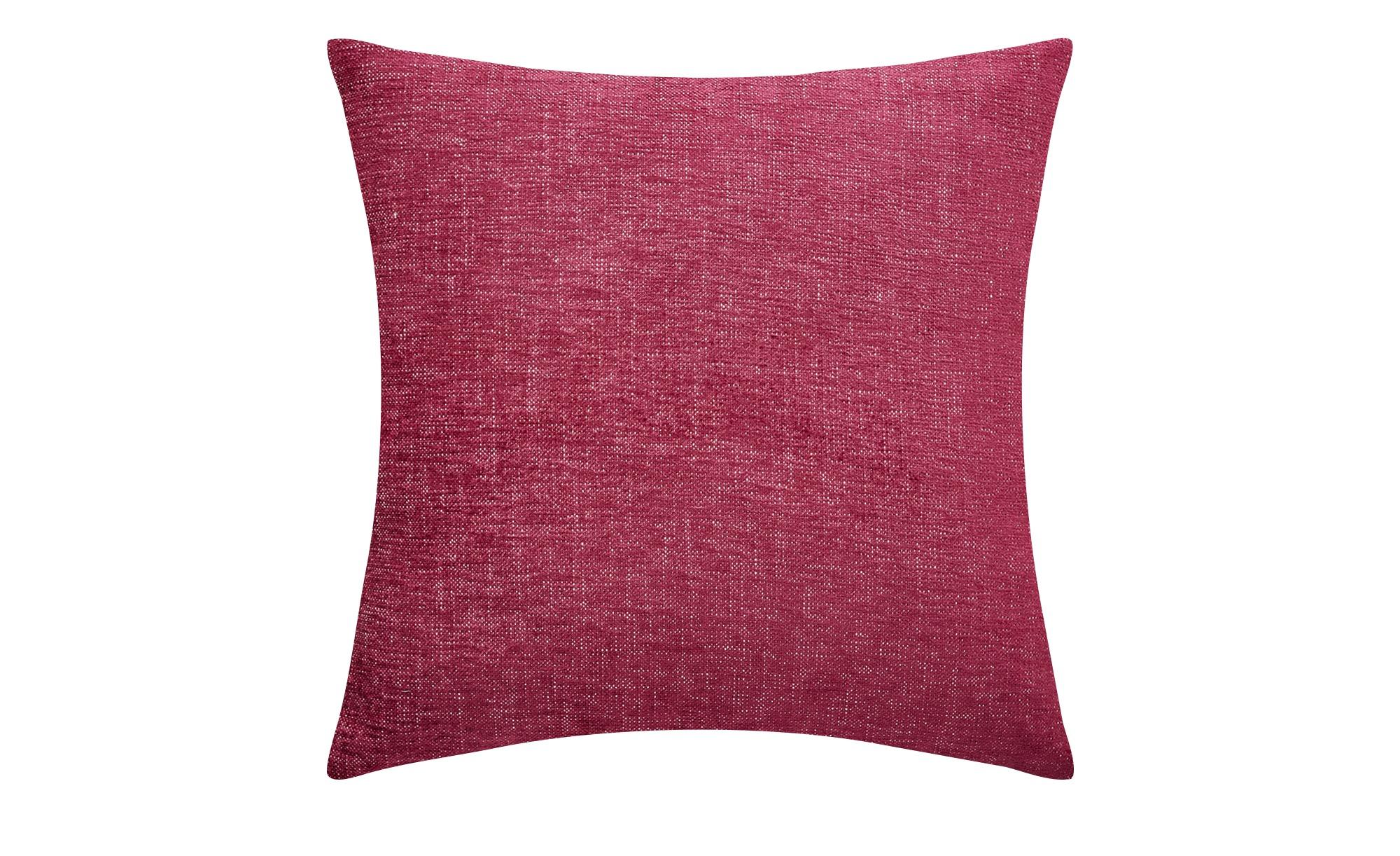 como Kissen  Lena ¦ rosa/pink ¦ 100% Polyesterfüllung ¦ Maße (cm): B: 40 Heimtextilien > Kissen > Dekokissen - Höffner