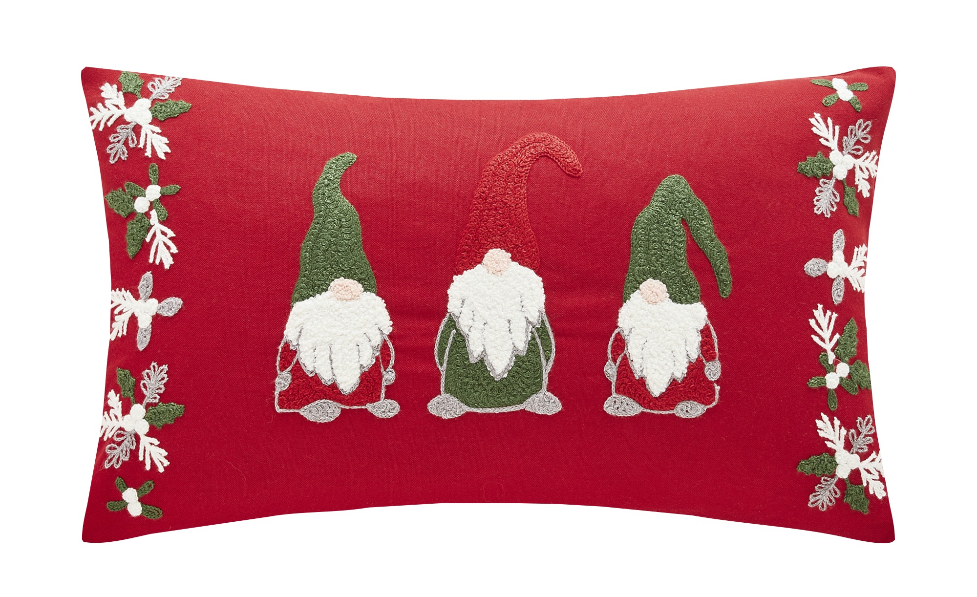 como Kissen  Wichtel ¦ rot ¦ 100% Polyesterfüllung ¦ Maße (cm): B: 30 Weihnachten - Höffner