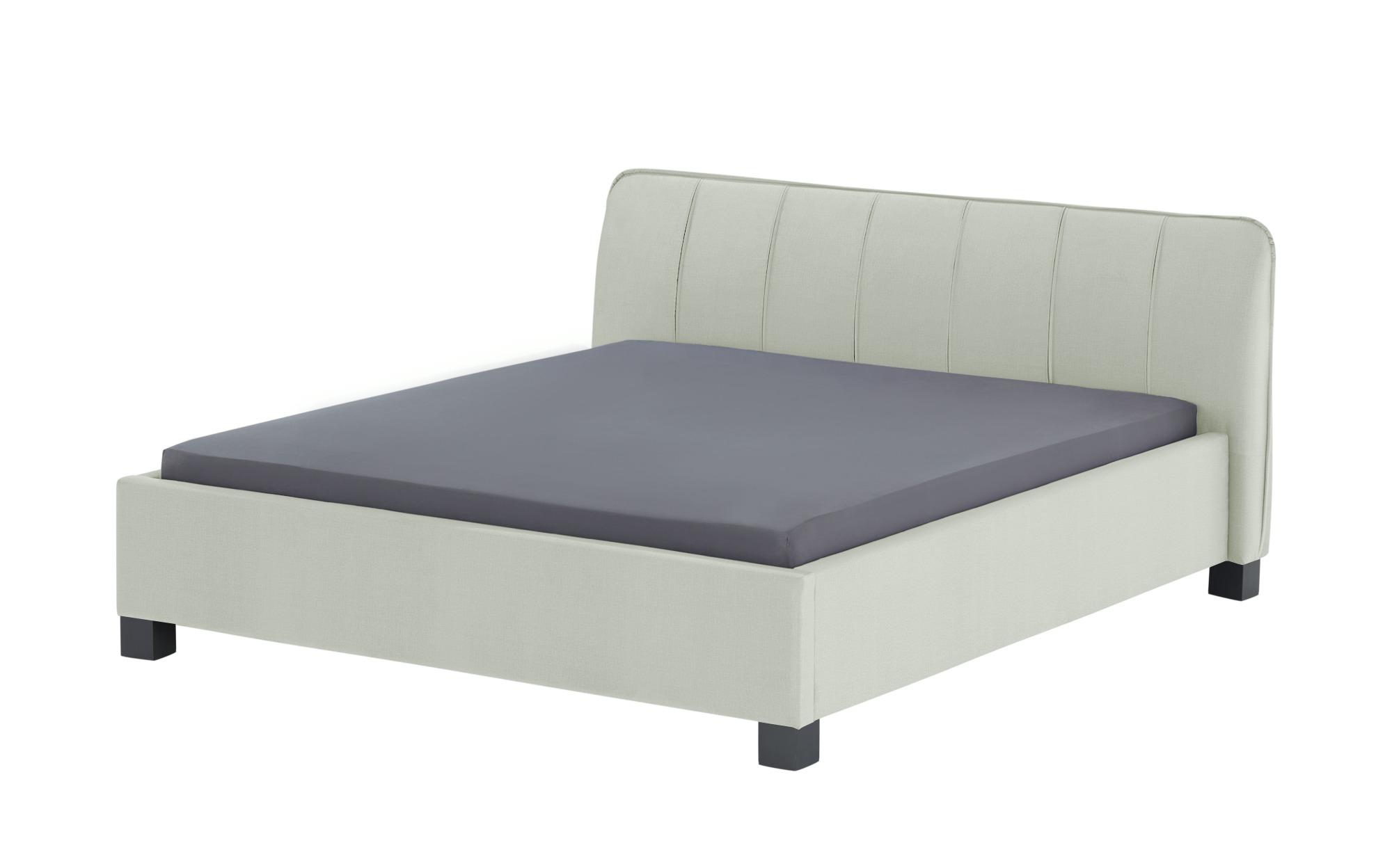Polsterbettgestell mit Bettkasten  Monza ¦ grau Betten > Polsterbetten - Hö günstig online kaufen