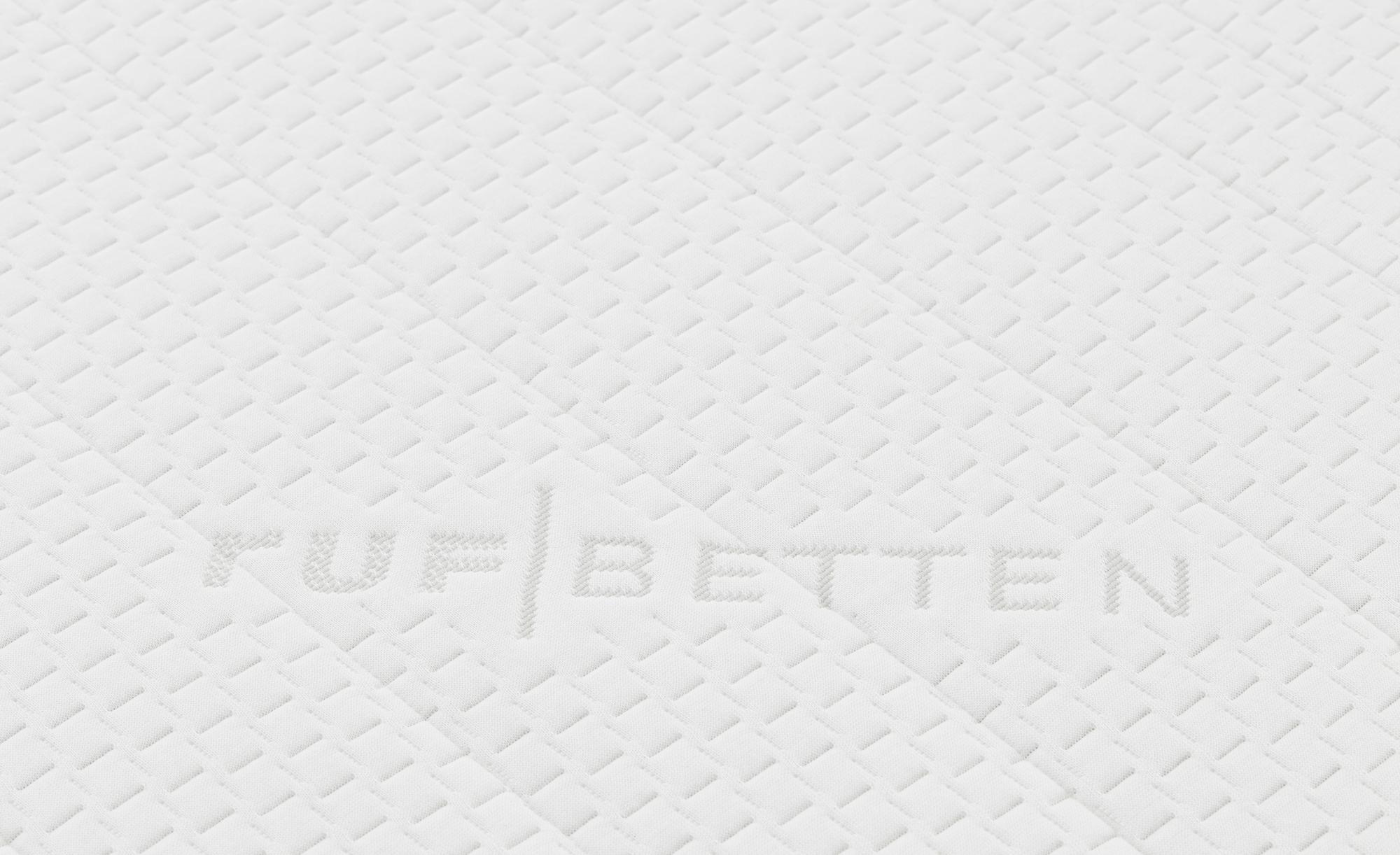RUF Polsterbett  Casita ¦ beige ¦ Maße (cm): B: 186 H: 105 Betten > Polsterbetten - Höffner