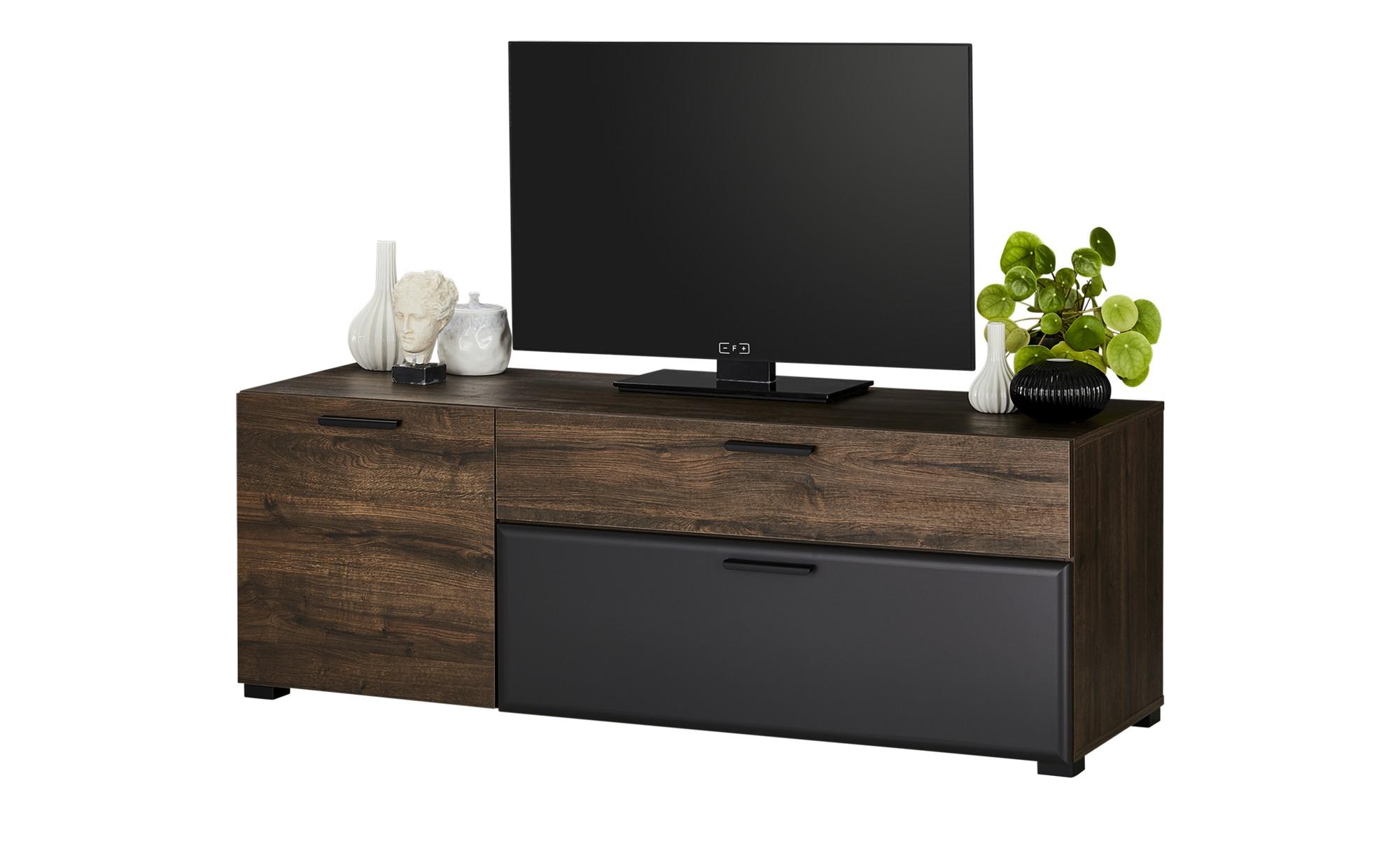 TV-Lowboard  Rimini ¦ grau ¦ Maße (cm): B: 150 H: 53 T: 50 TV- & Media Möbel > TV-Racks - Höffner
