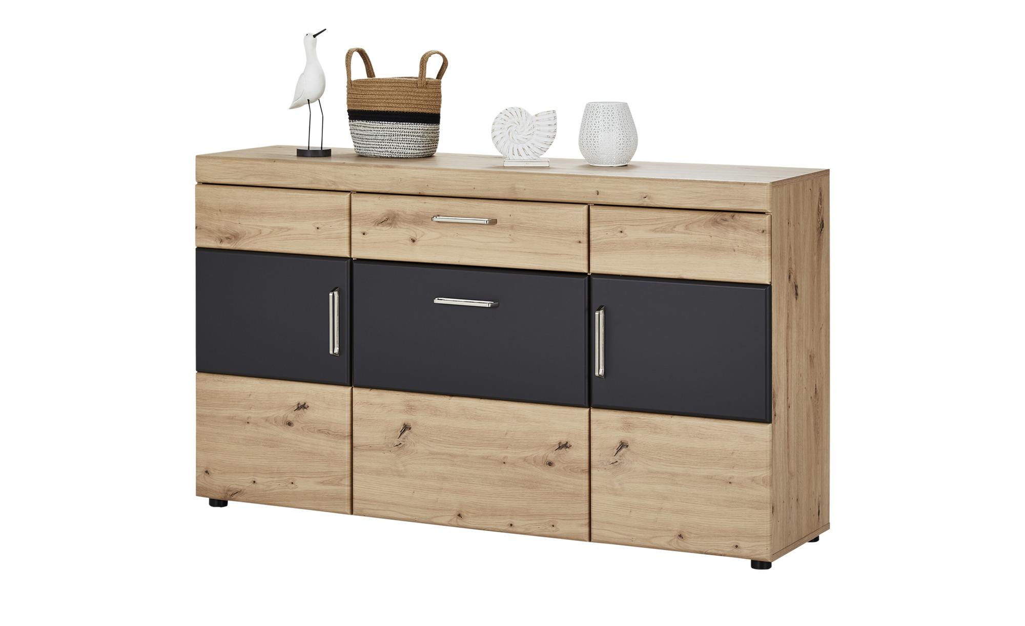 Sideboard  Parma ¦ holzfarben ¦ Maße (cm): B: 154,6 H: 89,1 T: 41,1 Kommoden & Sideboards > Sideboards - Höffner