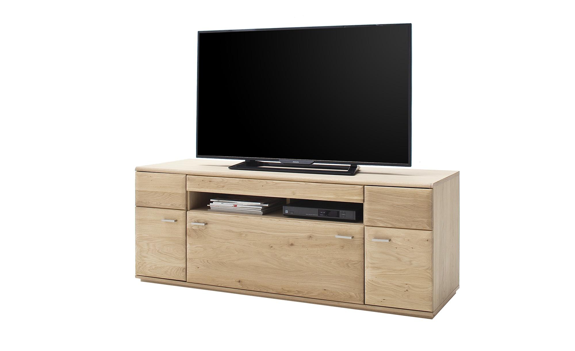 Woodford TV-Element  Loggia ¦ holzfarben ¦ Maße (cm): B: 150 H: 58 T: 50 TV- & Media Möbel > TV-Racks - Höffner