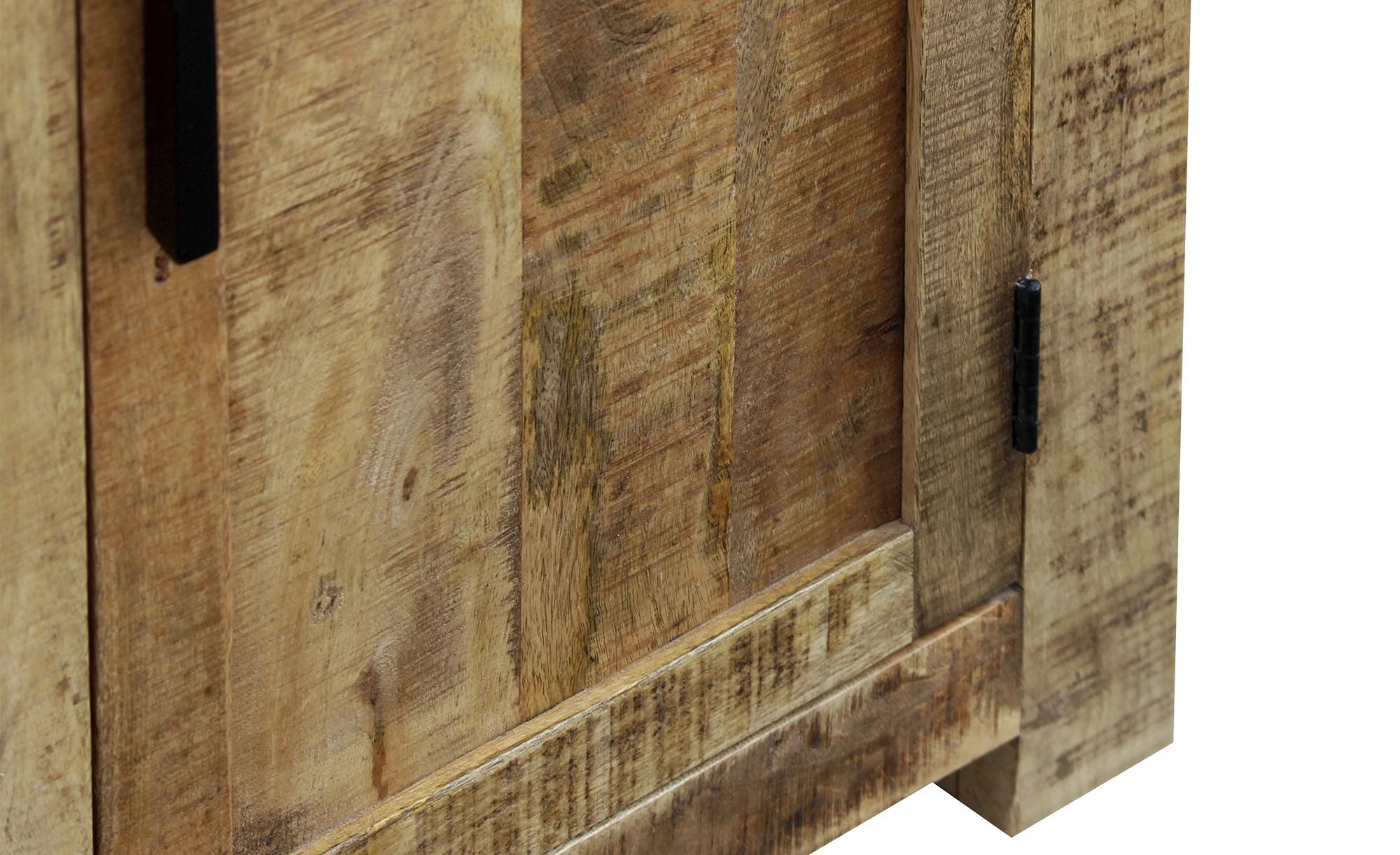 Sideboard  Massa ¦ holzfarben ¦ Maße (cm): B: 175 H: 95 T: 45 Kommoden & Sideboards > Sideboards - Höffner