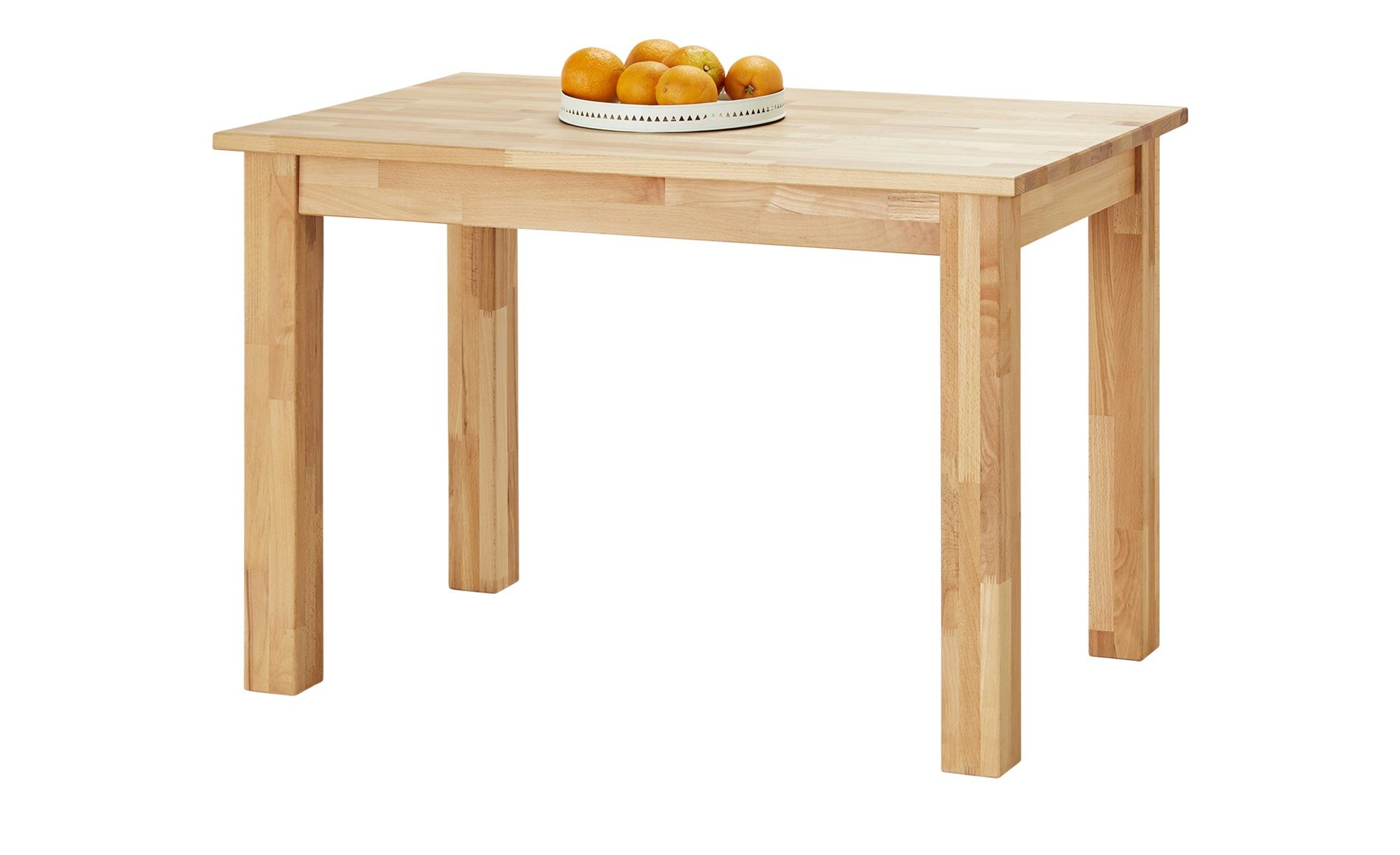 Woodford Esstisch  Lukas ¦ holzfarben ¦ Maße (cm): B: 70 H: 75 Tische > Esstische > Esstische massiv - Höffner