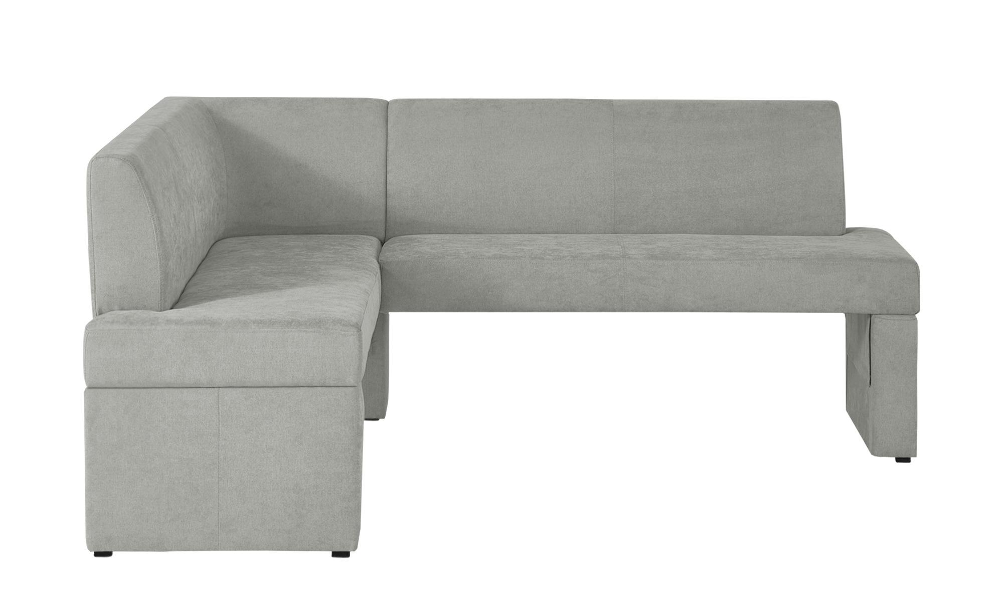 smart Eckbank  Pillow ¦ grau ¦ Maße (cm): H: 83 Bänke > Eckbänke - Höffner | Küche und Esszimmer > Sitzbänke > Eckbänke | Möbel Höffner DE