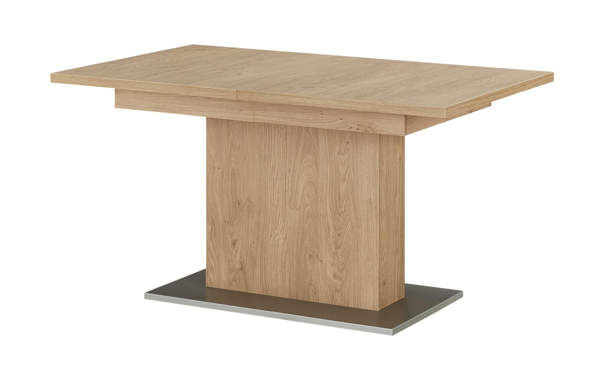 uno Esstisch  Sarah ¦ holzfarben ¦ Maße (cm): B: 90 H: 77 Tische > Esstische > Esstische ausziehbar - Höffner
