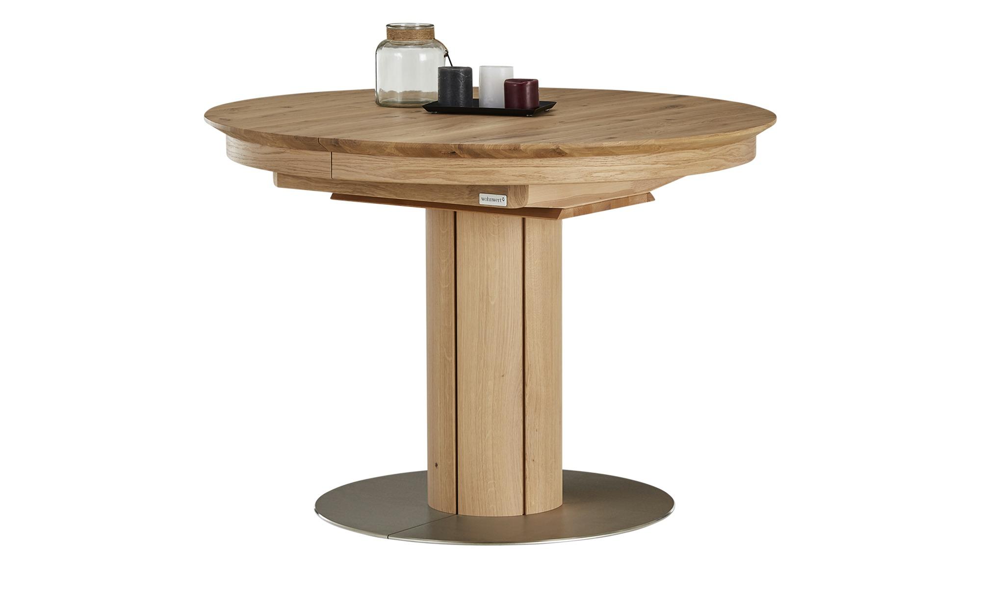 Wohnwert Esstisch  Der Runde ¦ Maße (cm): H: 77 Ø: [110.0] Tische > Esstische > Esstische rund - Höffner