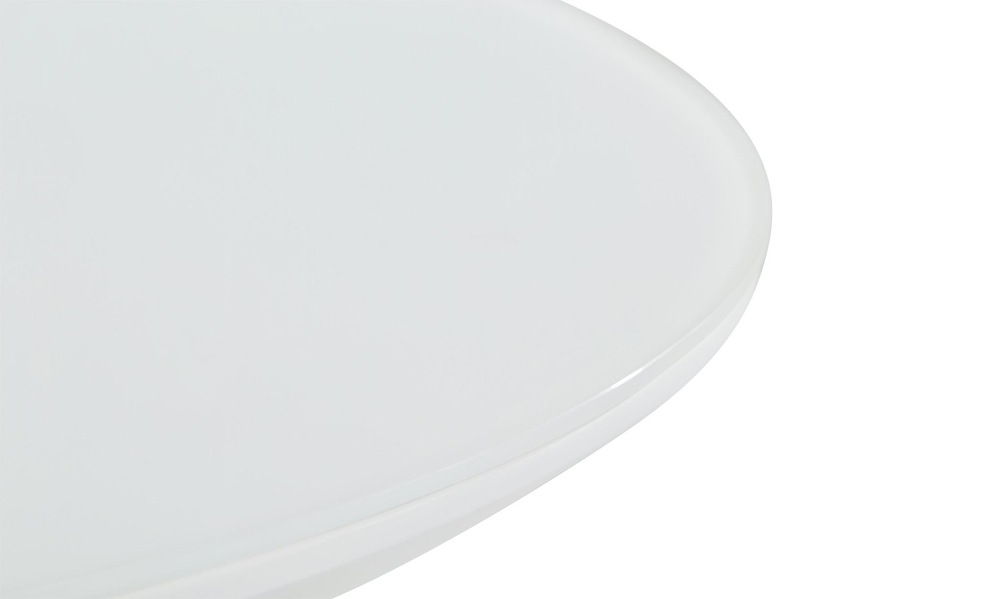 uno Esstisch  Doug-2 ¦ weiß ¦ Maße (cm): B: 105 H: 76,5 Tische > Esstische > Esstische andere Formen - Höffner