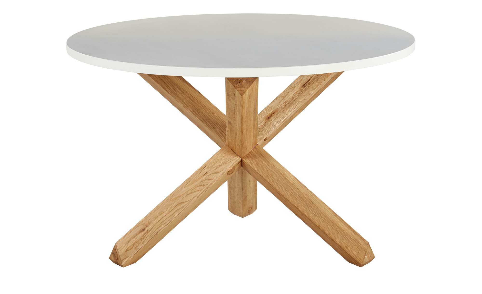 Esstisch   Figo ¦ holzfarben ¦ Maße (cm): H: 75 Ø: 120 Tische > Esstische > Esstische rund - Höffner