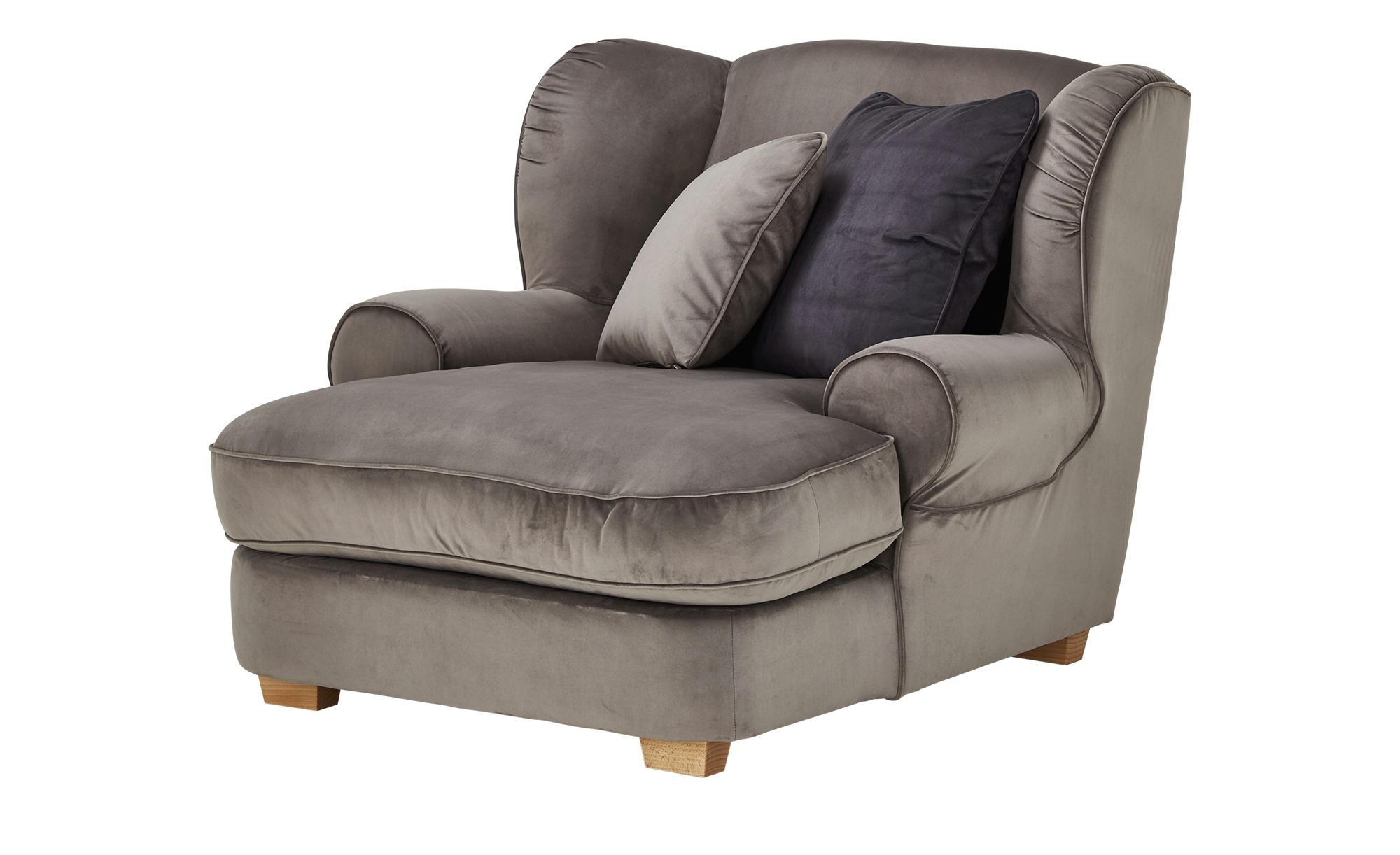Megasessel  Lounge ¦ Maße (cm): B: 122 H: 97 T: 140 Polstermöbel > Sessel > Ohrensessel - Höffner
