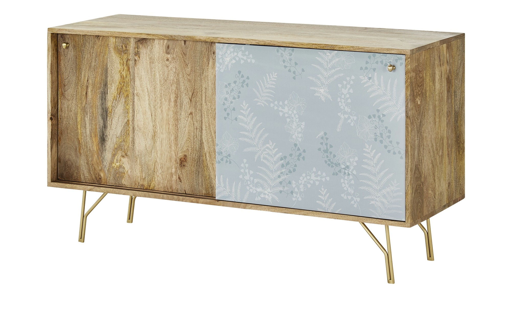 Sideboard  Farn ¦ holzfarben ¦ Maße (cm): B: 135 H: 75 T: 45 Kommoden & Sideboards > Sideboards - Höffner