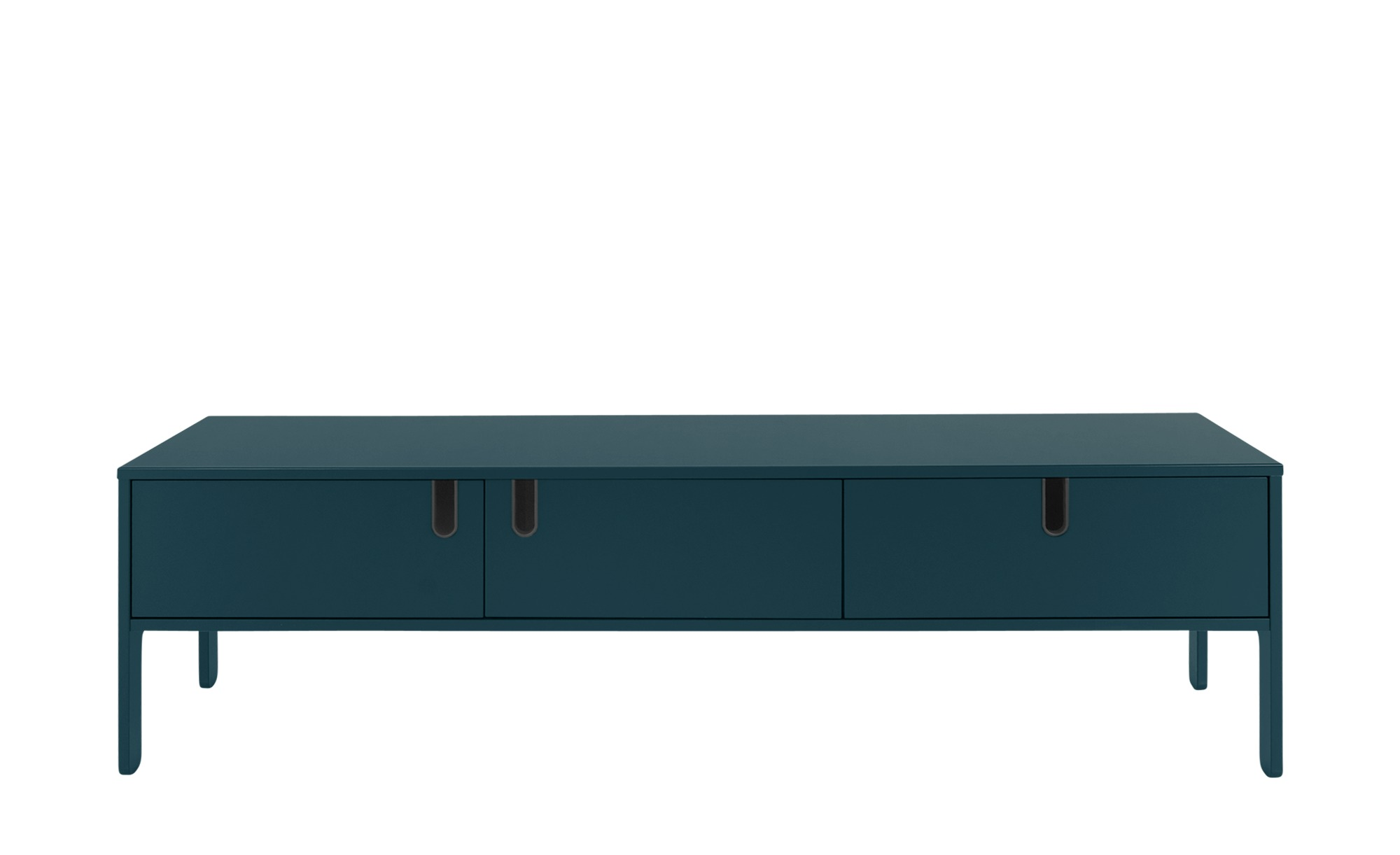 TV - Lowboard  Uno ¦ blau ¦ Maße (cm): B: 171 H: 50 T: 46 TV- & Media Möbel > TV-Racks - Höffner
