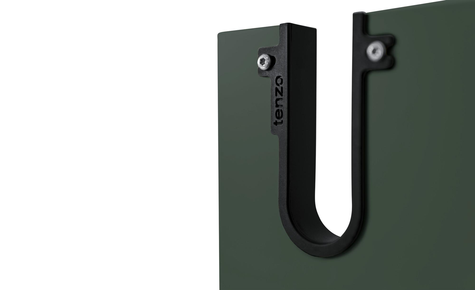 TV - Lowboard  Uno ¦ grün ¦ Maße (cm): B: 171 H: 50 T: 46 TV- & Media Möbel > TV-Racks - Höffner