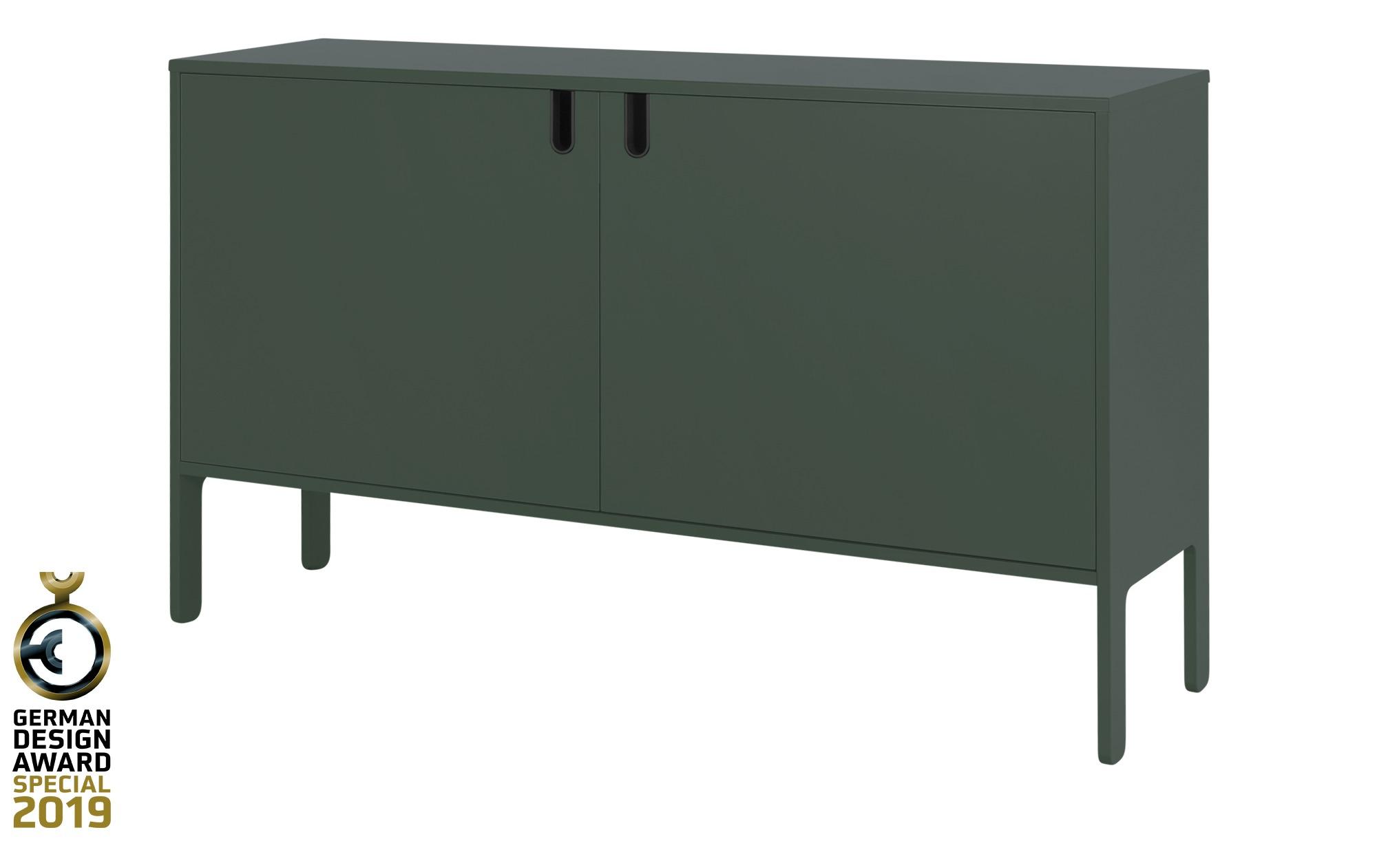 Sideboard  Uno ¦ grün ¦ Maße (cm): B: 148 H: 89 T: 40 Kommoden & Sideboards > Kommoden - Höffner