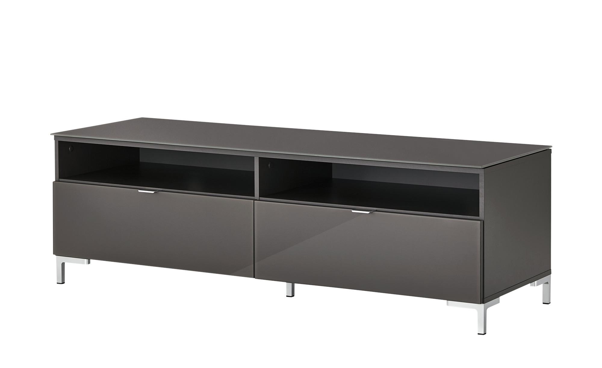 TV-Lowboard  Besano ¦ grau ¦ Maße (cm): B: 150 H: 48,5 T: 52,5 TV- & Media Möbel > TV-Racks - Höffner