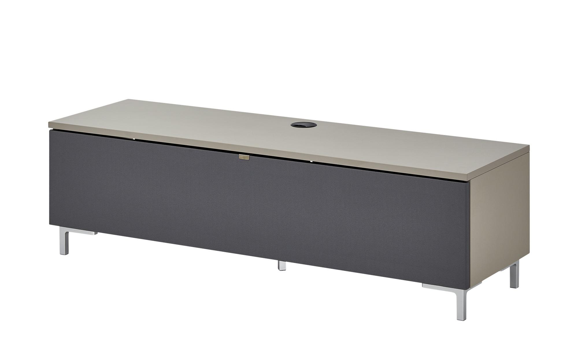 TV-Lowboard  BronX ¦ Maße (cm): B: 130 H: 39 T: 40 TV- & Media Möbel > TV-Racks - Höffner