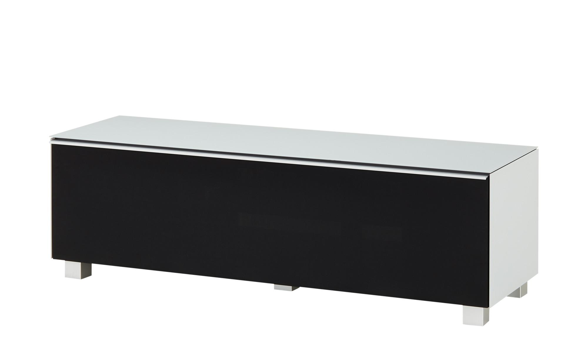 Lowboard  Soundbase S ¦ grau ¦ Maße (cm): B: 140 H: 43 T: 42 Kommoden & Sideboards > Lowboards - Höffner