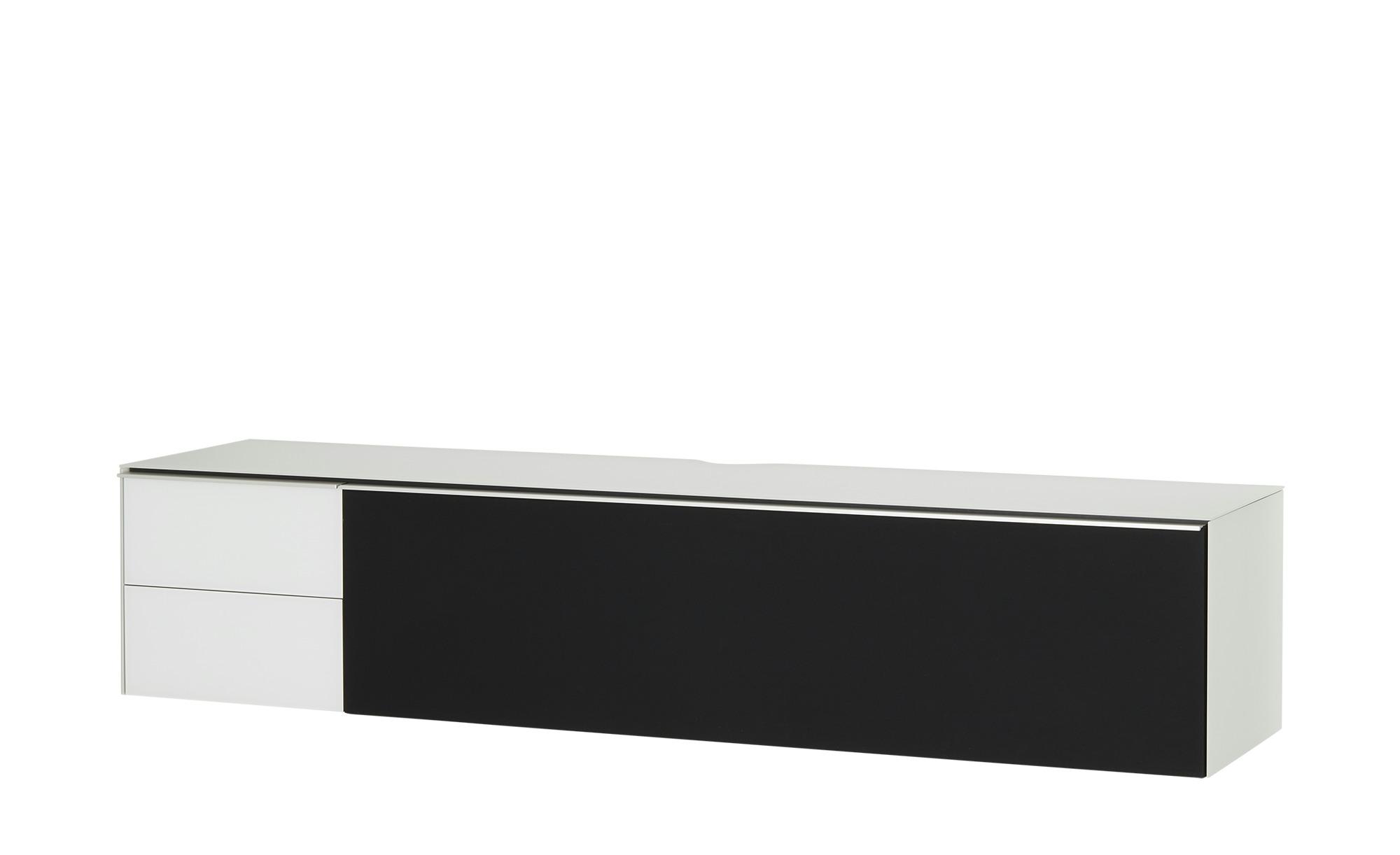 Soundboard  Soundbase ¦ weiß ¦ Maße (cm): B: 180 H: 37,5 T: 42 TV- & Media Möbel > TV-Racks - Höffner