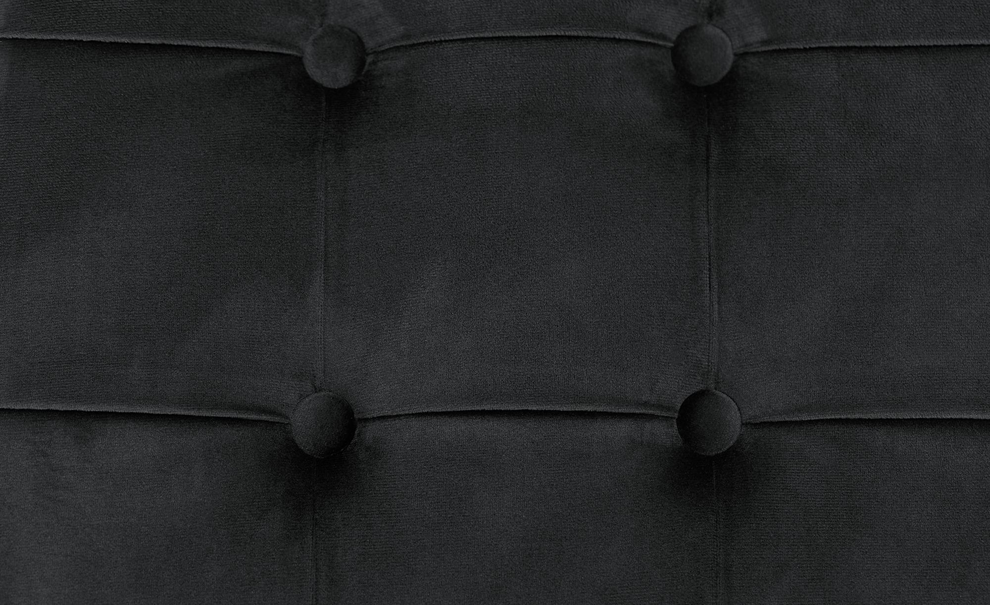 Sitzbank  Ronja ¦ schwarz Bänke > Einzelbänke - Höffner