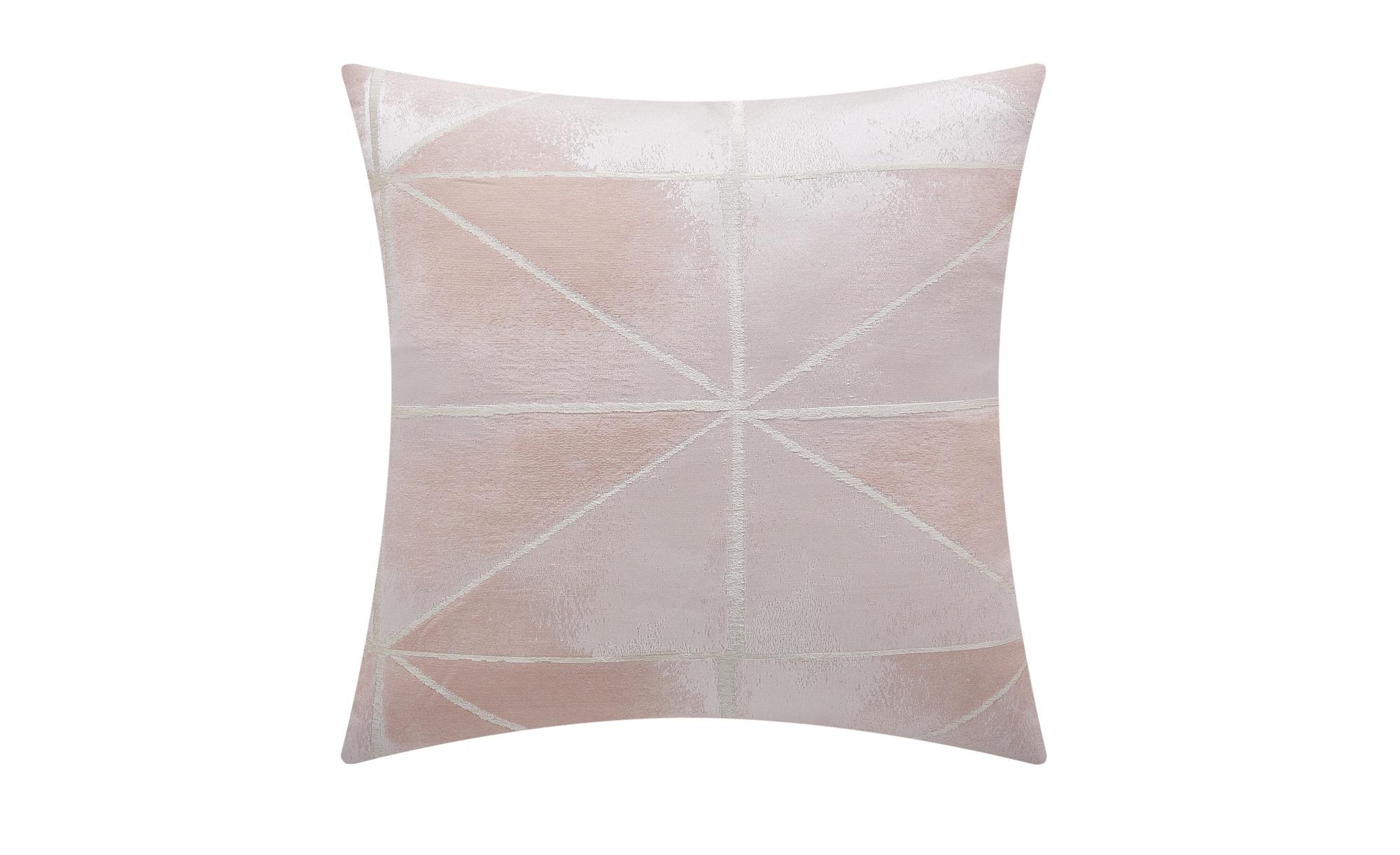 como Kissen  Charlie ¦ rosa/pink ¦ 100% Polyesterfüllung ¦ Maße (cm): B: 45 Heimtextilien > Kissen > Dekokissen - Höffner
