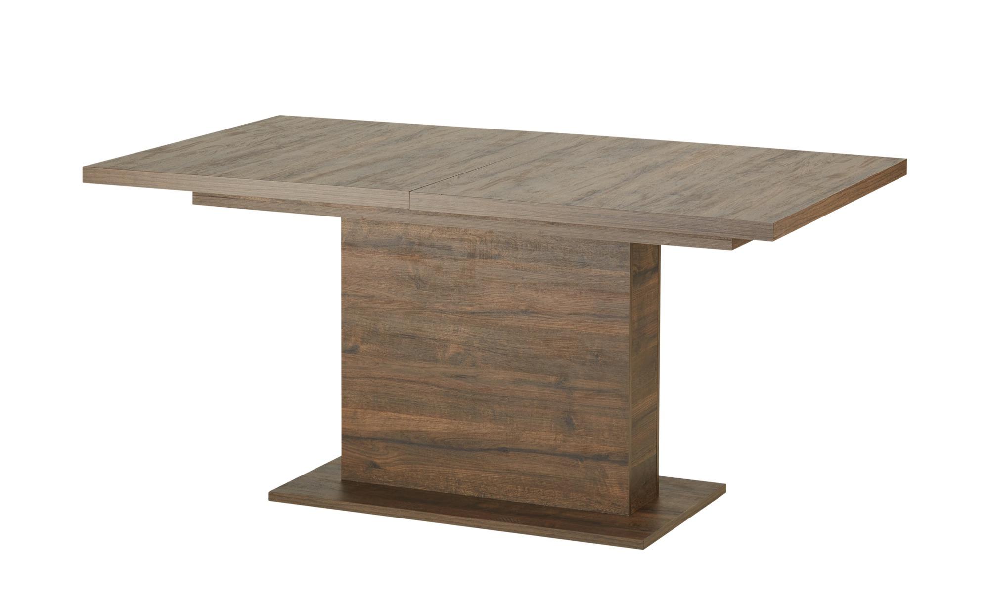 Esstisch  Rimini ¦ holzfarben ¦ Maße (cm): B: 90 H: 76,3 Tische > Esstische > Esstische ausziehbar - Höffner