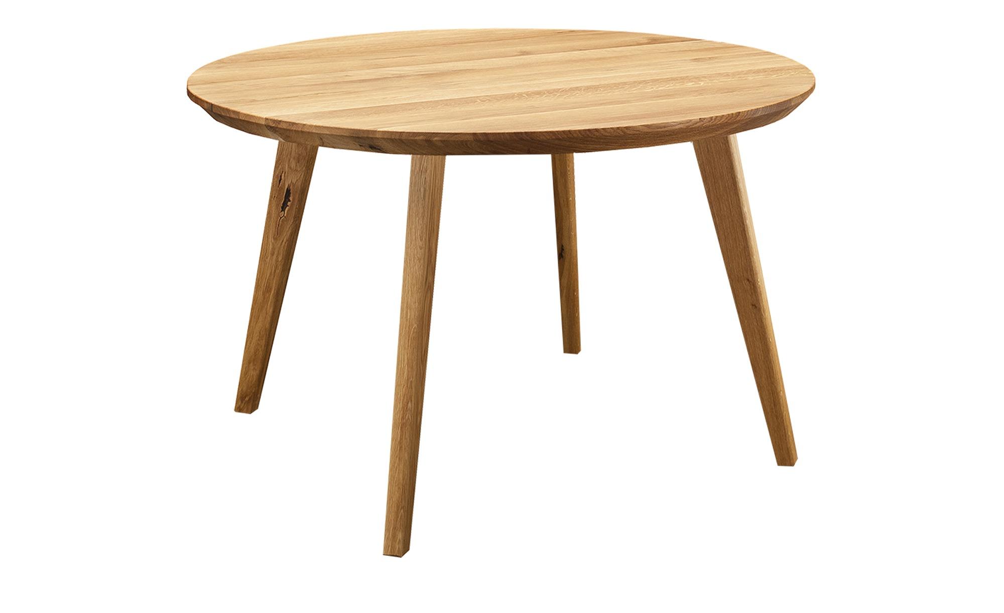 Woodford Esstisch Rund  Mandy ¦ holzfarben ¦ Maße (cm): H: 76 Ø: 120 Tische > Esstische > Esstische rund - Höffner