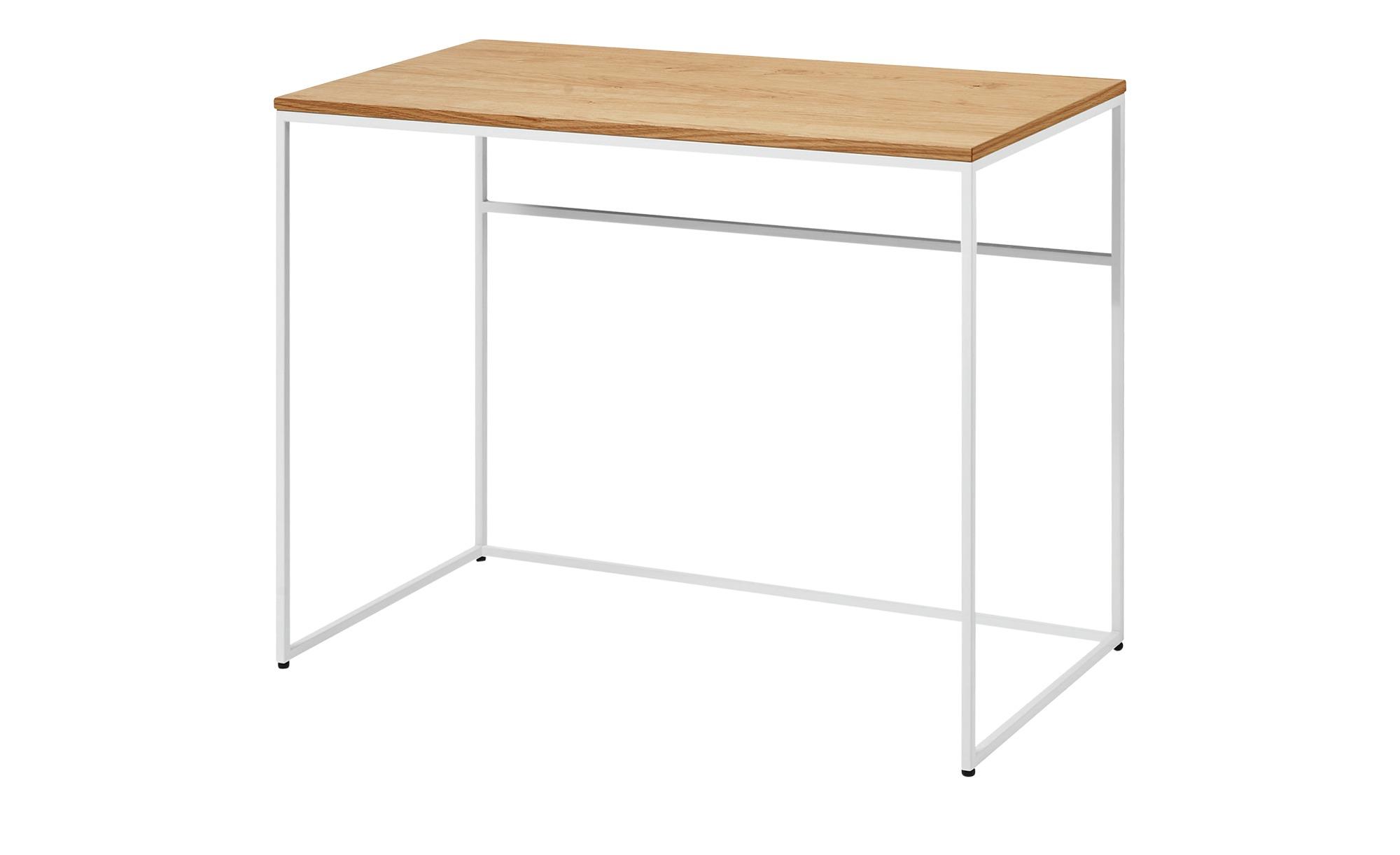 now! by hülsta Schreibtisch  Home Office ¦ holzfarben Tische > Schreibtische - Höffner
