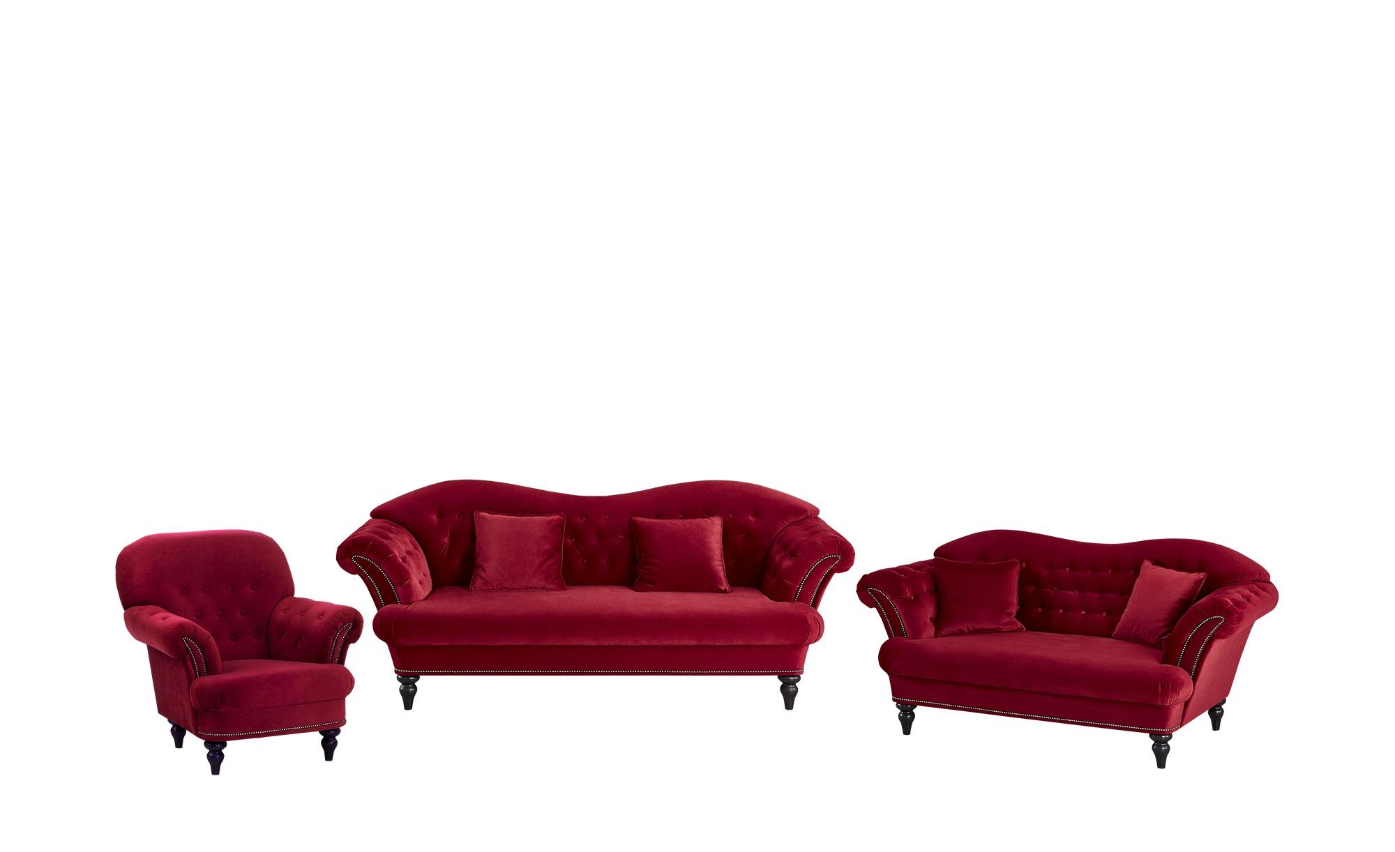 Sitzgruppe 3-teilig Sissi, gefunden bei Möbel Höffner