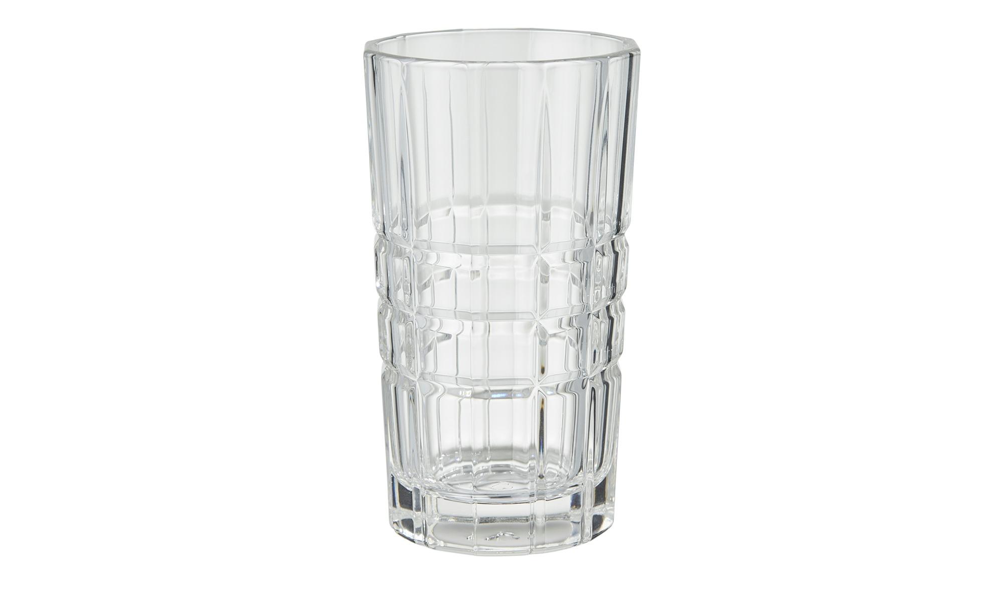 Vielseitiges Trinkglas für jeden Tag