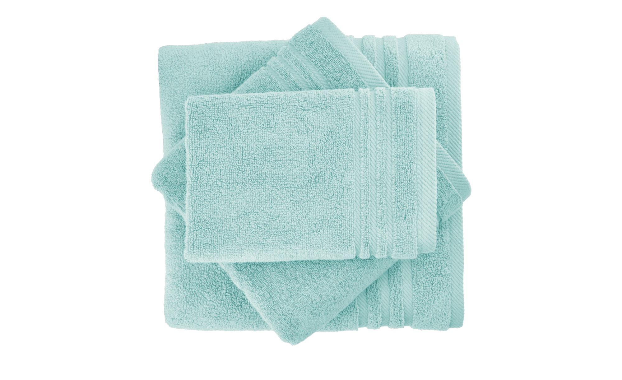 handtuch set t rkis 3 teilig soft cotton h ffner. Black Bedroom Furniture Sets. Home Design Ideas