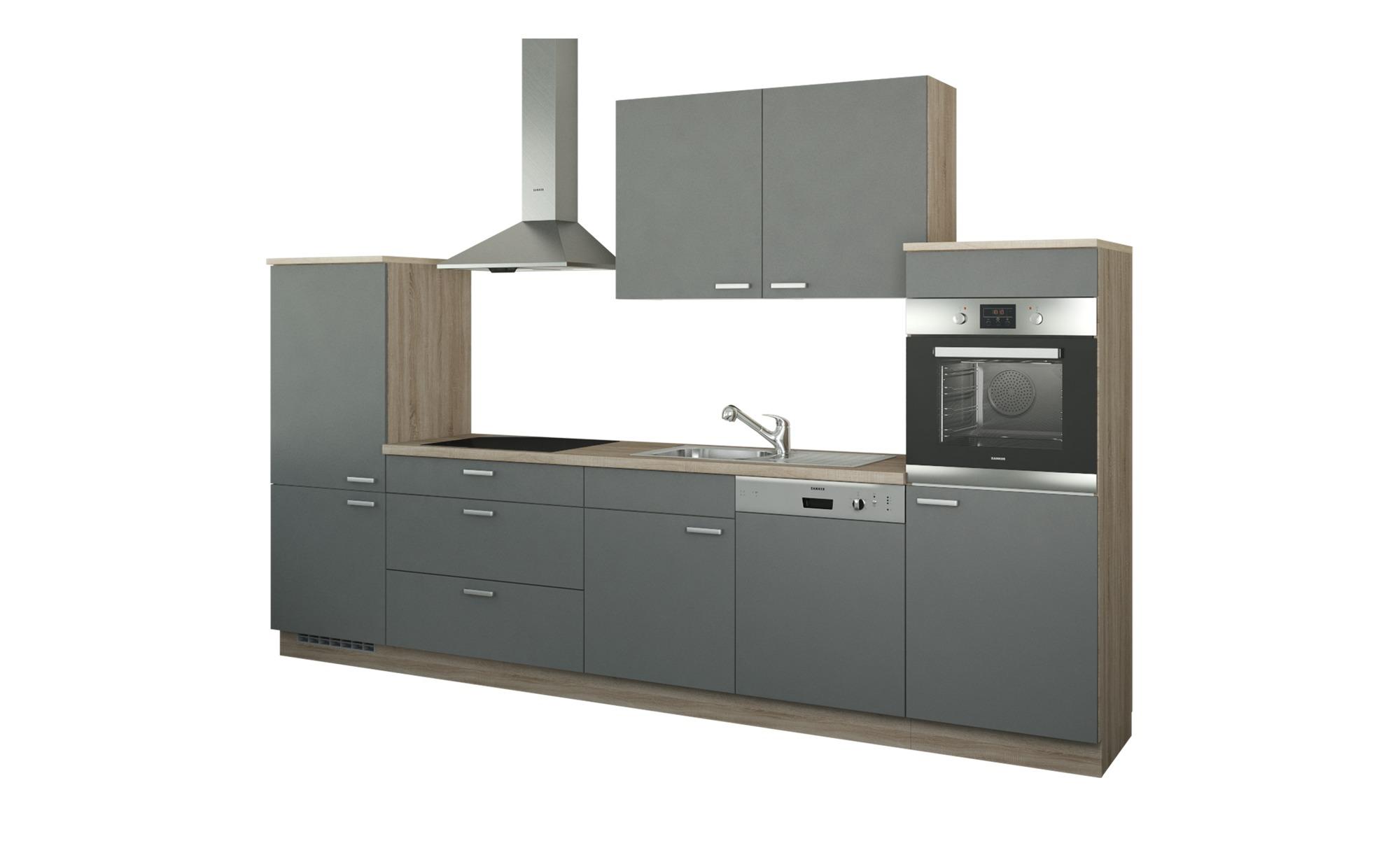 Küchenzeile ohne Elektrogeräte  Neuss ¦ Maße (cm): B: 330 Küchen > Küchenblöcke ohne E-Geräte - Höffner