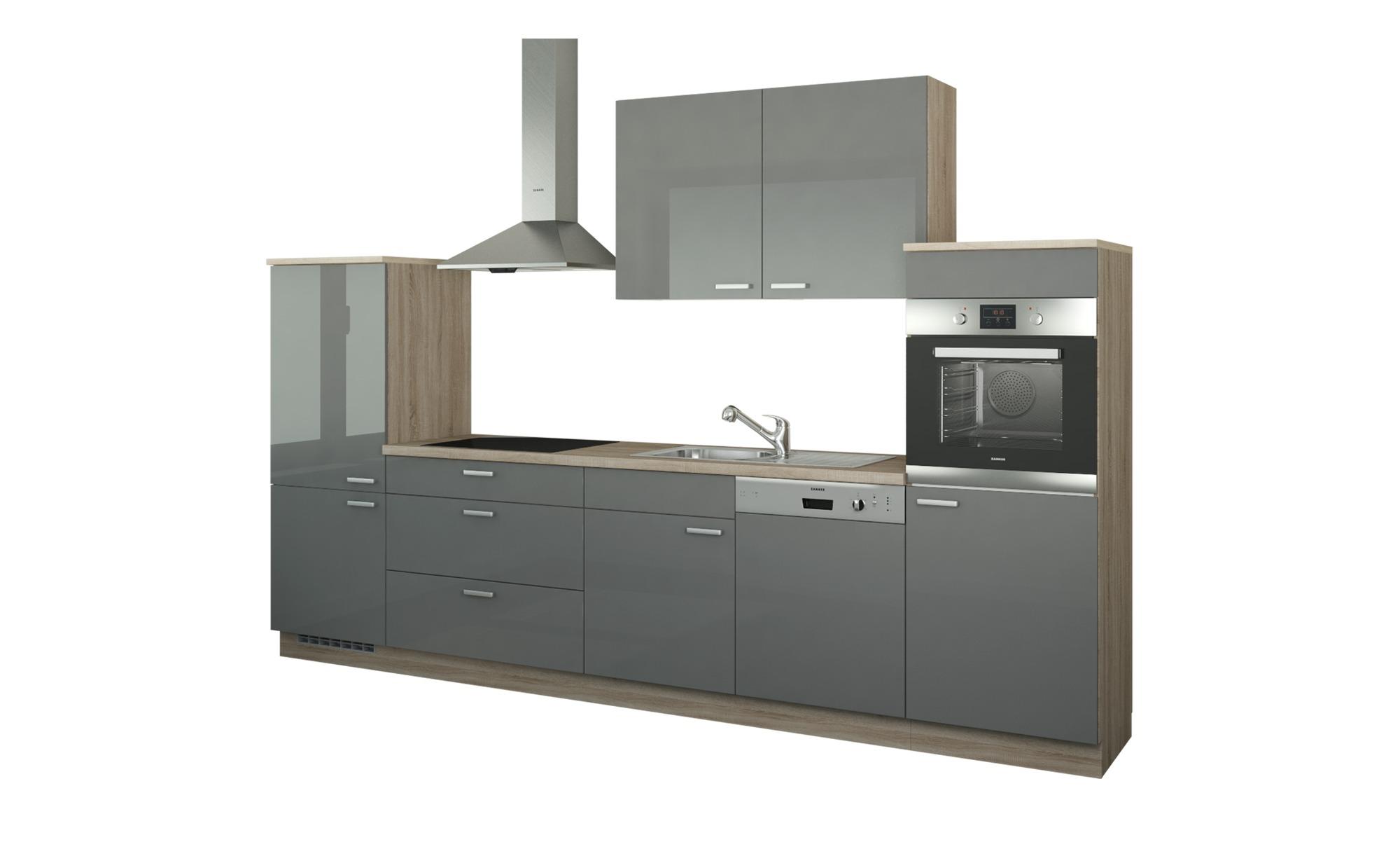 Küchenzeile ohne Elektrogeräte  Neuss ¦ Maße (cm): B: 330 Küchen > Küchenblöcke ohne E-Geräte - Höffner | Küche und Esszimmer > Küchen > Küchenzeilen | Möbel Höffner DE