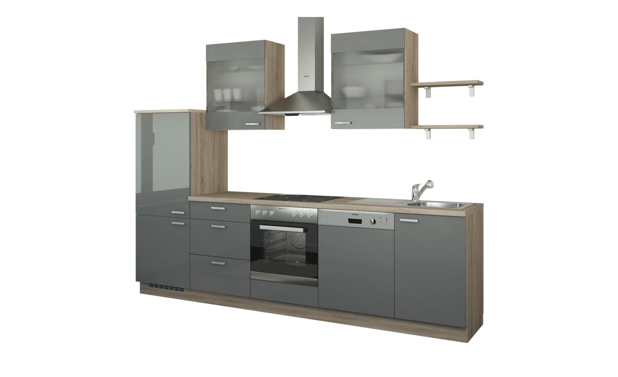 Küchenzeile ohne Elektrogeräte  Hamburg ¦ Maße (cm): B: 290 Küchen > Küchenblöcke ohne E-Geräte - Höffner