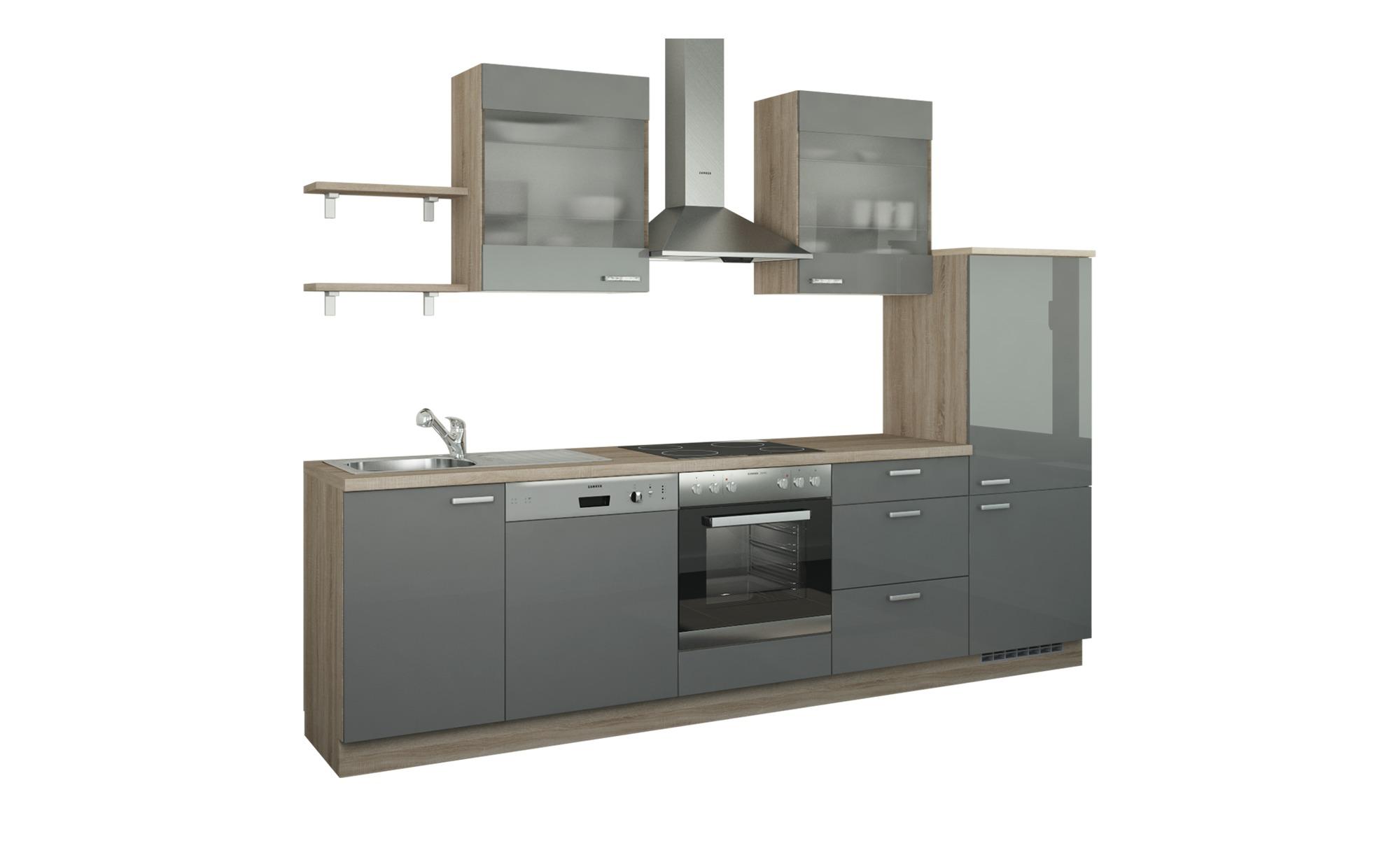 Küchenzeile ohne Elektrogeräte  Hamburg Küchen > Küchenblöcke ohne E-Geräte - Höffner