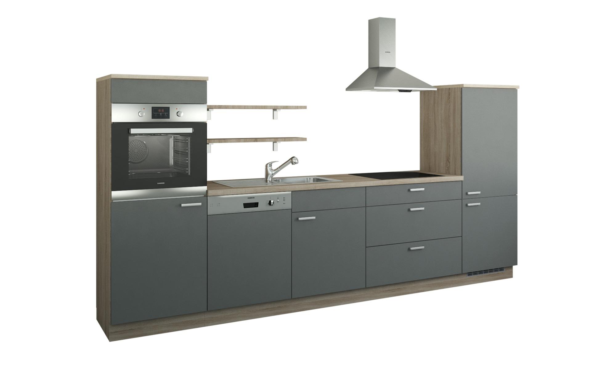 Küchenzeile ohne Elektrogeräte  Kassel ¦ Maße (cm): B: 330 Küchen > Küchenblöcke ohne E-Geräte - Höffner