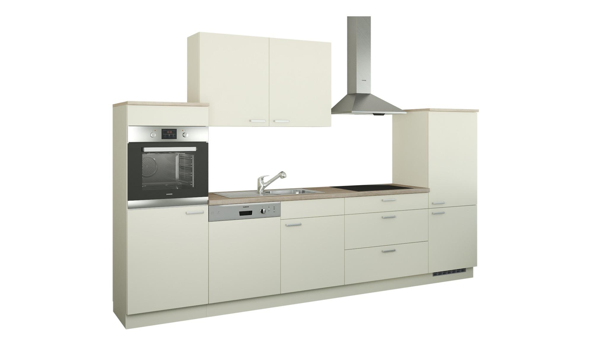 Küchenzeile ohne Elektrogeräte  Neuss ¦ creme ¦ Maße (cm): B: 330 Küchen > Küchenblöcke ohne E-Geräte - Höffner