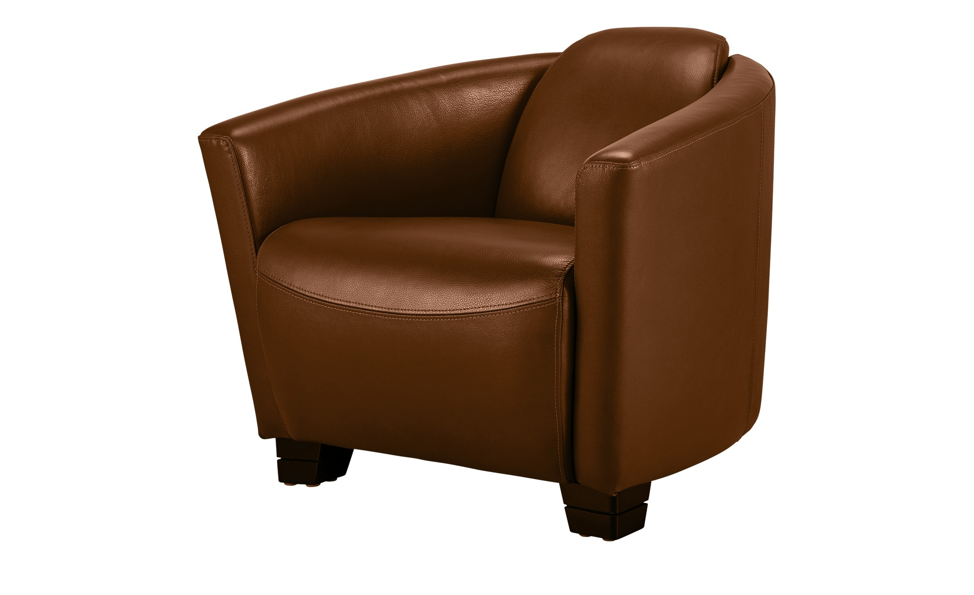 uno Ledersessel braun - Leder Taylor ¦ braun ¦ Maße (cm): B: 79 H: 73 T: 85 Polstermöbel > Sessel > Ledersessel - Höffner