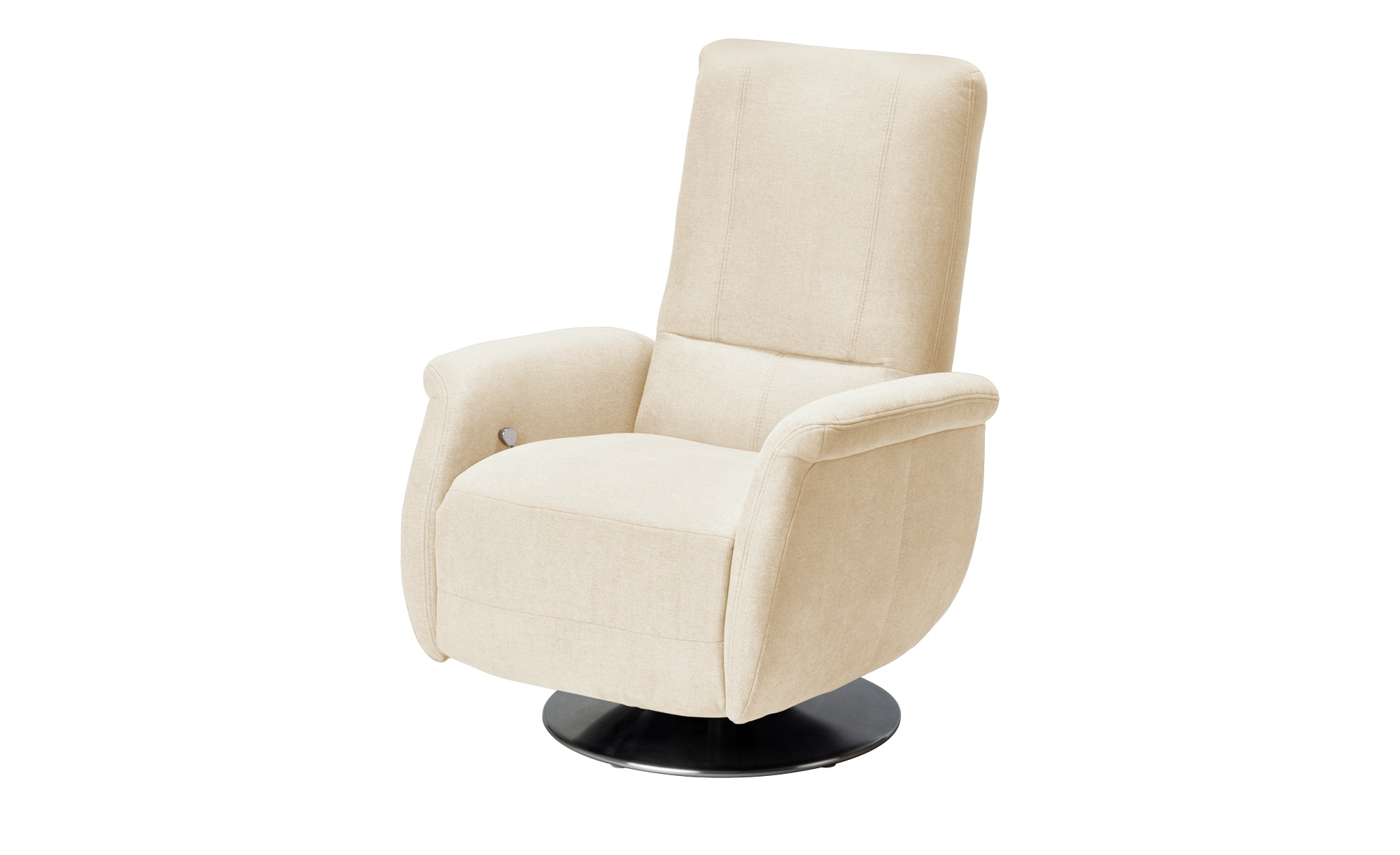 meinSofa Relaxsessel beige - Stoff Felix ¦ beige Polstermöbel > Sessel > Fernsehsessel - Höffner