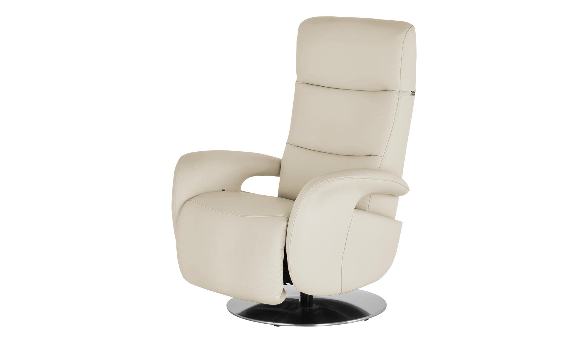 Hukla Relaxsessel  Andy ¦ creme ¦ Maße (cm): B: 79 H: 110 T: 85 Polstermöbel > Sessel > Fernsehsessel - Höffner