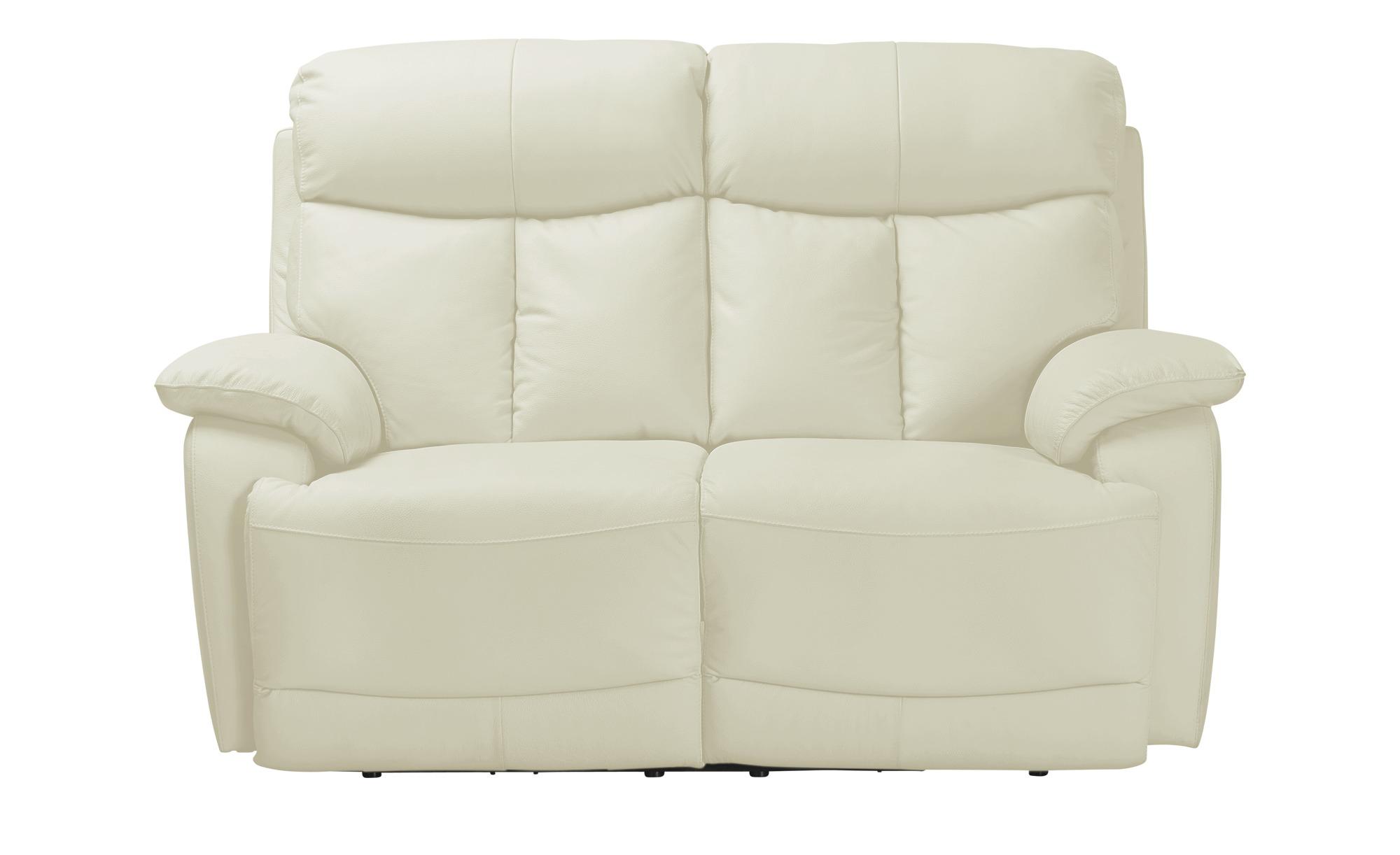 Wohnwert Zweisitzer mit Relax-Funktion   Ambra ¦ weiß ¦ Maße (cm): B: 160 H: 102 T: 102 Polstermöbel > Sofas > 2-Sitzer - Höffner