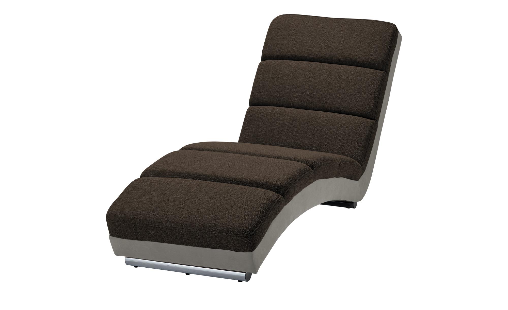 switch Relaxliege  Holiday ¦ Maße (cm): B: 61 H: 80 T: 175 Polstermöbel > Relaxliegen - Höffner | Wohnzimmer > Sessel > Relaxliegen | Webstoff | Möbel Höffner DE