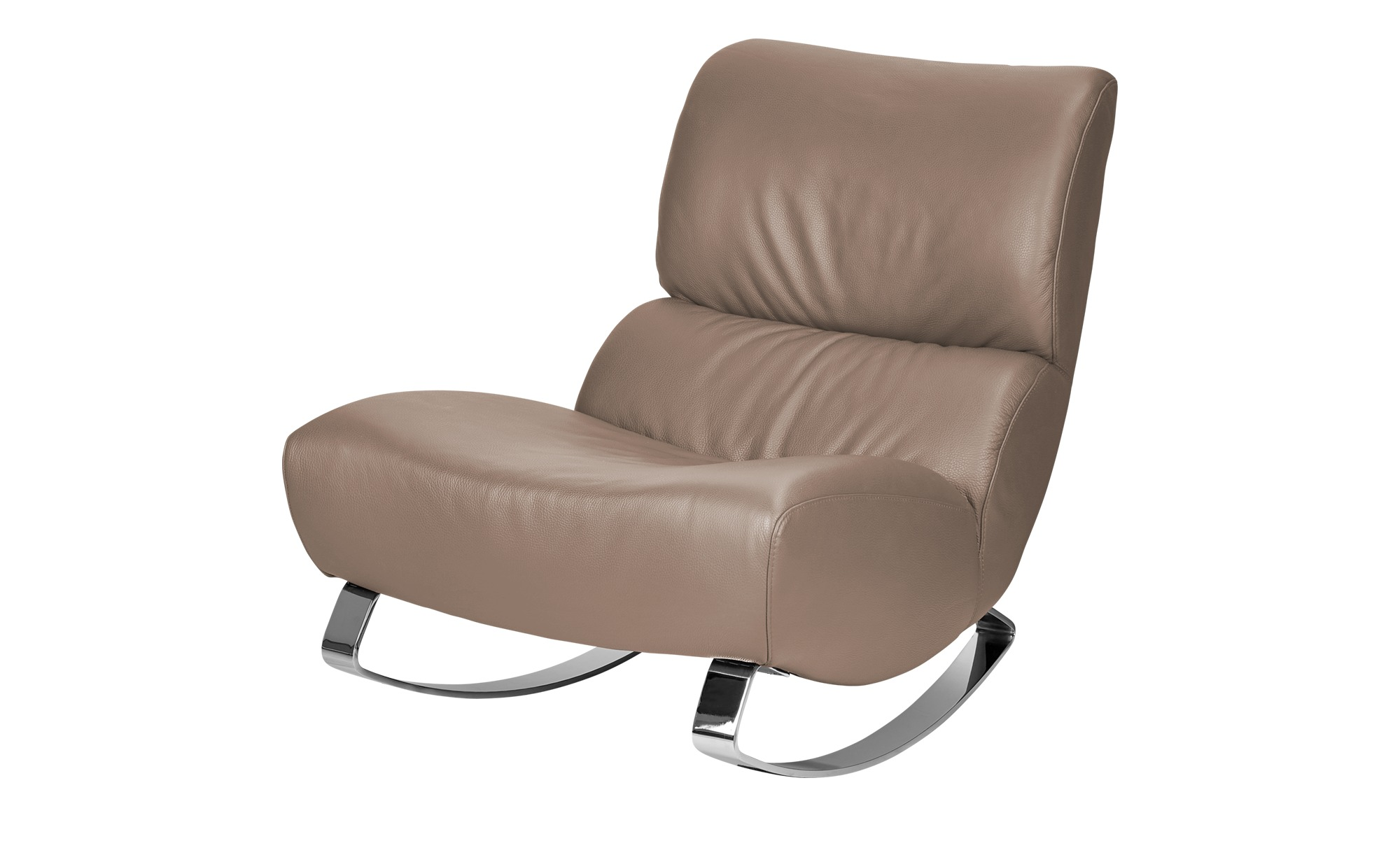 Design-Sessel braun - Leder Citole ¦ braun ¦ Maße (cm): B: 76 H: 90 T: 103 Polstermöbel > Sessel > Ledersessel - Höffner