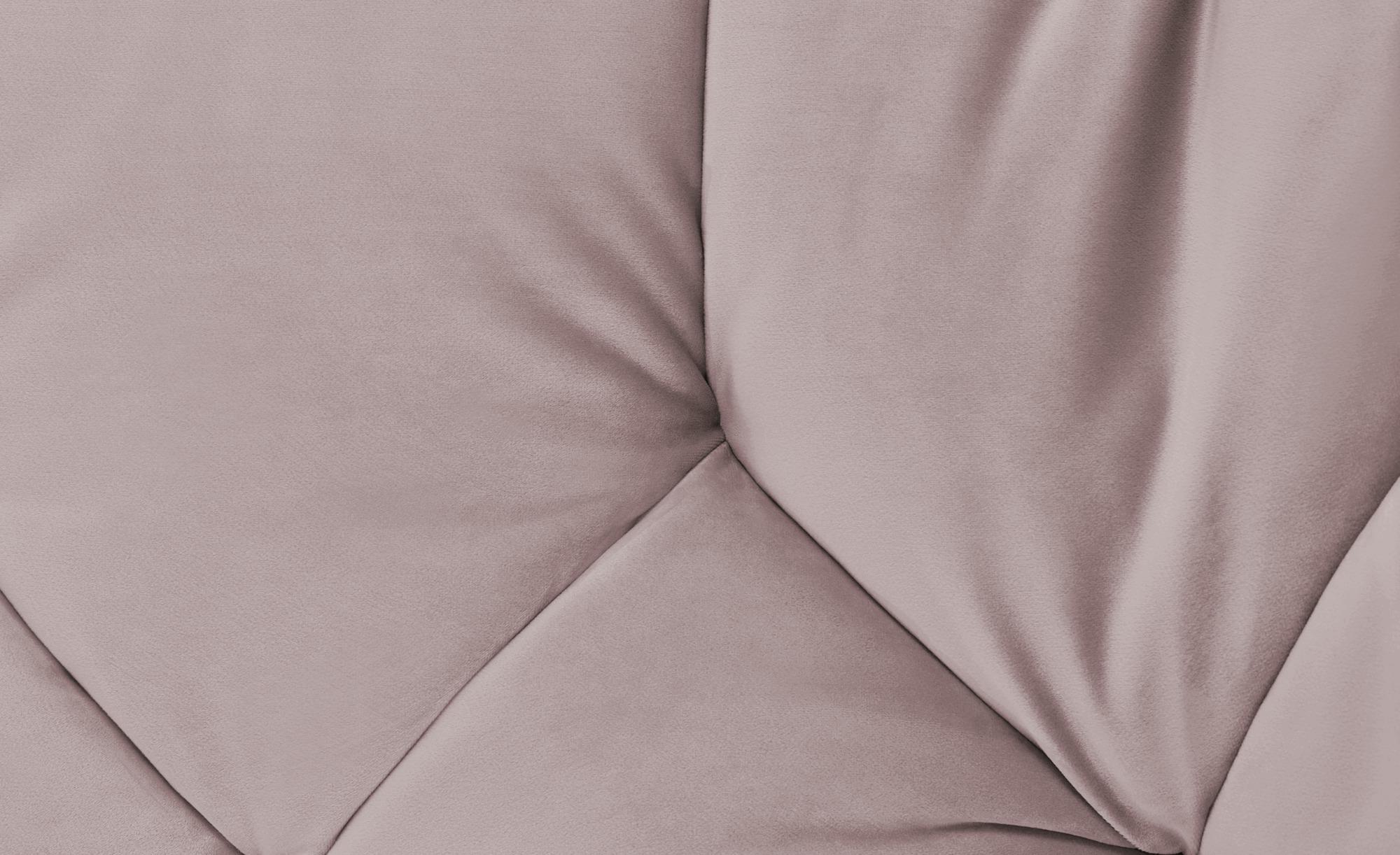 Hochlehnsessel  Caldara ¦ rosa/pink ¦ Maße (cm): B: 100 H: 106 T: 95 Polstermöbel > Sessel > Polstersessel - Höffner