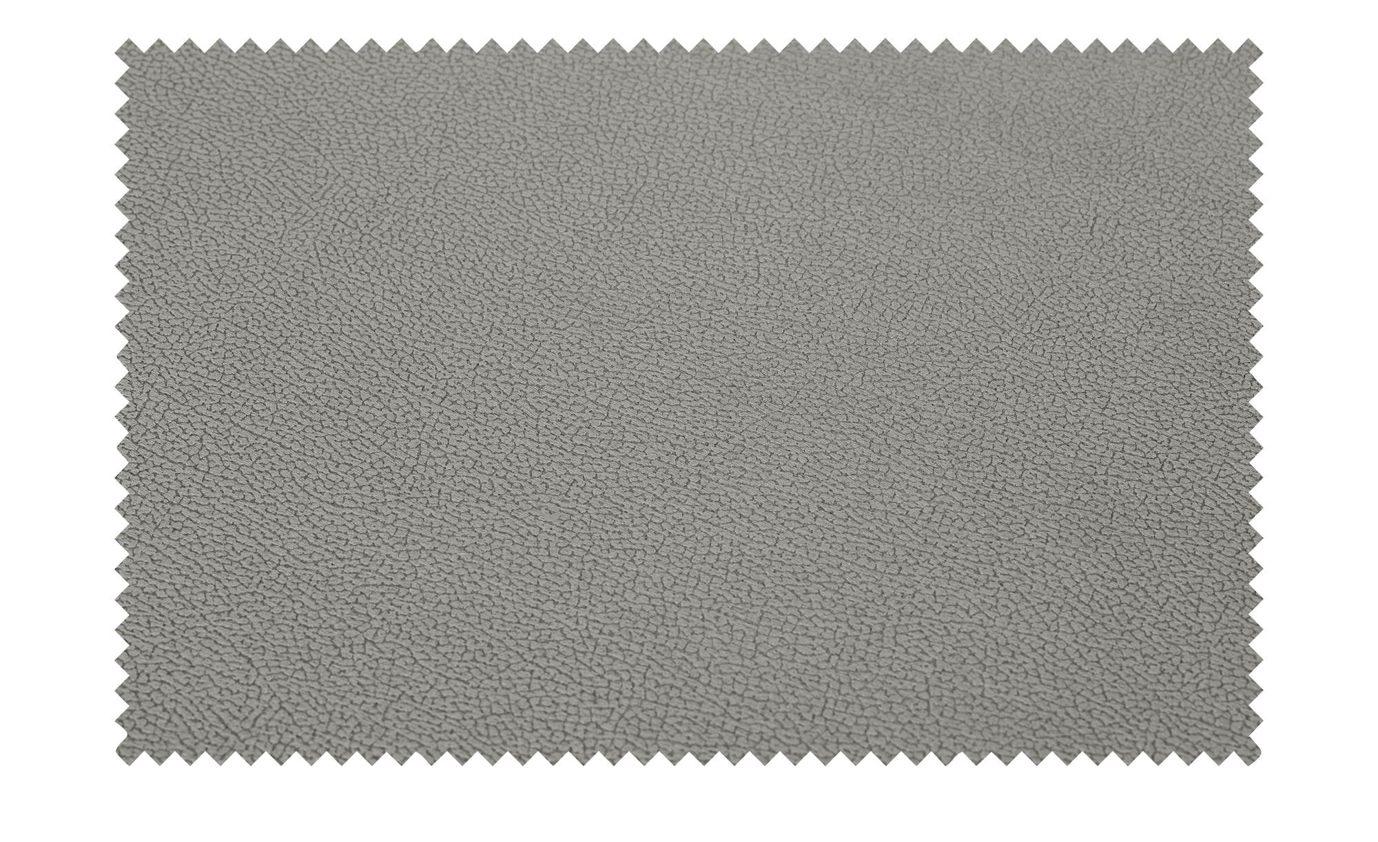 Uno Wohnlandschaft Grau Mikrofaser More Mikrofaser Grau